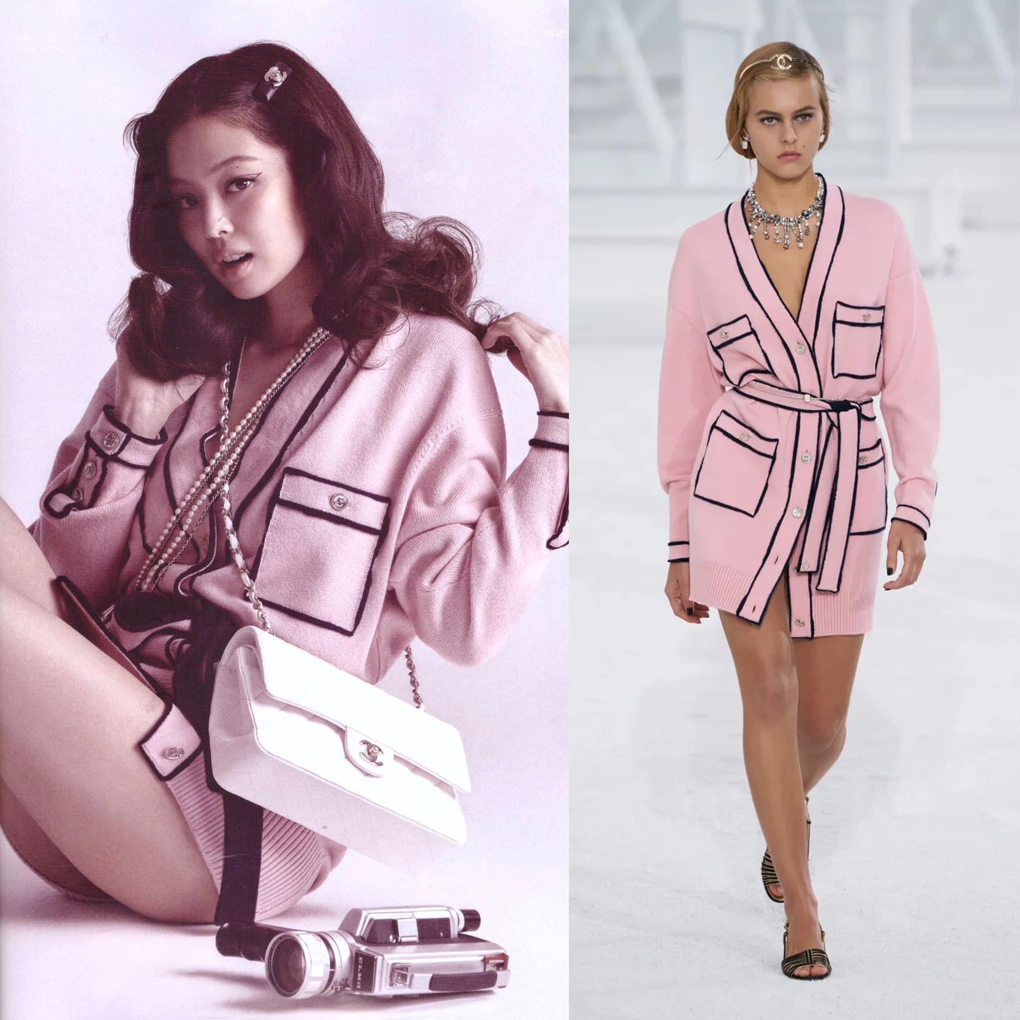 Netizen khẳng định: Jennie sinh ra là dành cho Chanel, nhìn loạt ảnh này hiểu phần nào lý do - Ảnh 4.