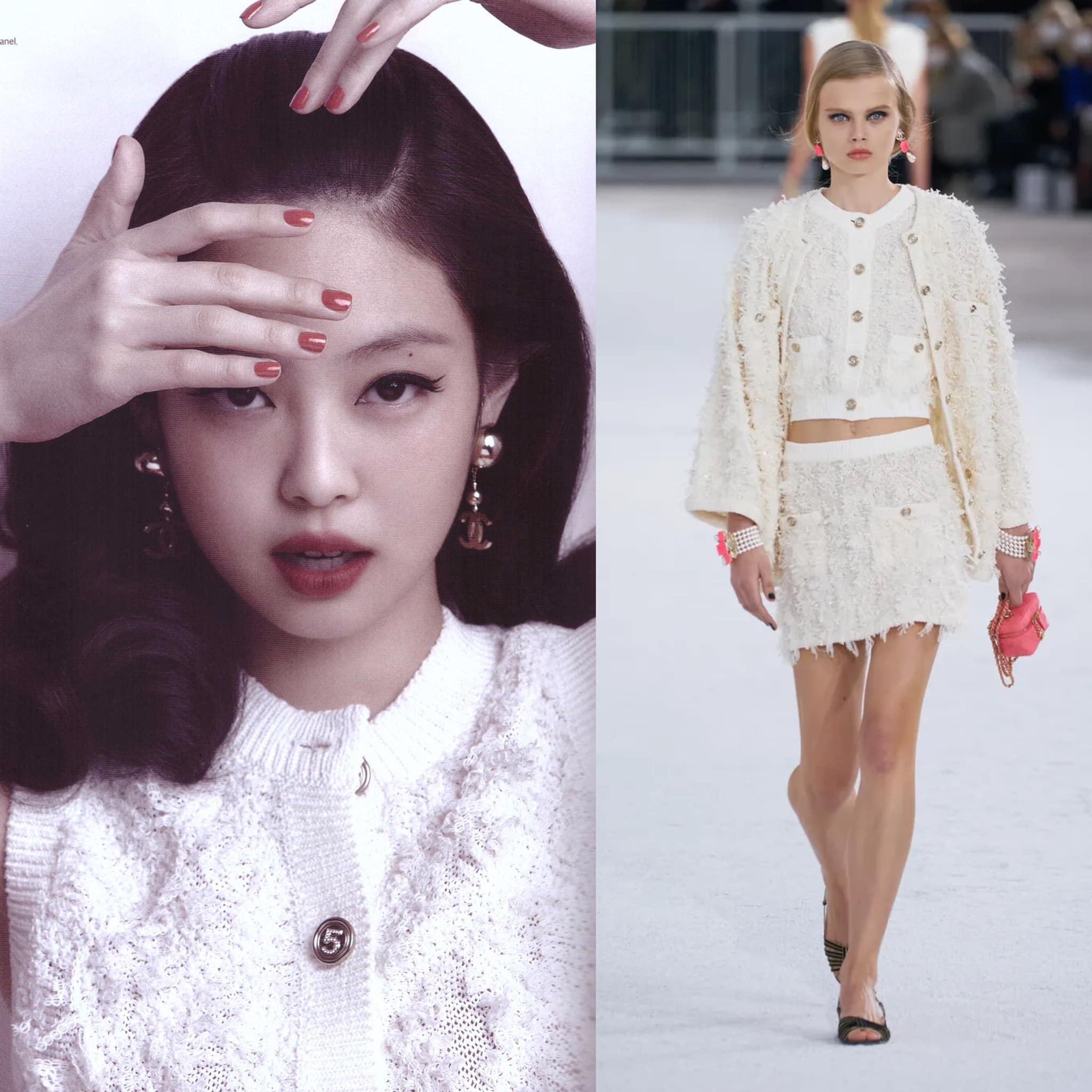 Netizen khẳng định: Jennie sinh ra là dành cho Chanel, nhìn loạt ảnh này hiểu phần nào lý do - Ảnh 5.