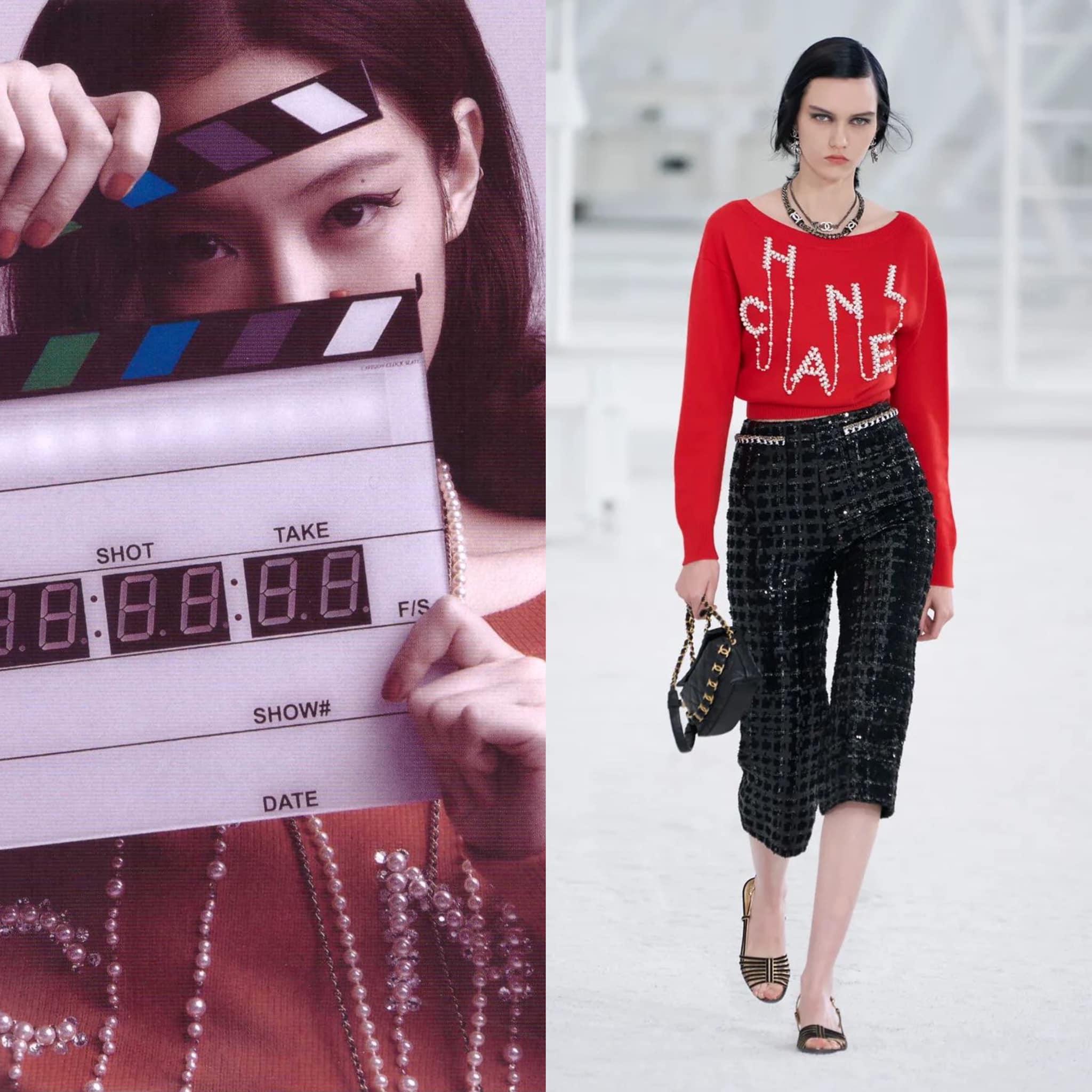 Netizen khẳng định: Jennie sinh ra là dành cho Chanel, nhìn loạt ảnh này hiểu phần nào lý do - Ảnh 6.