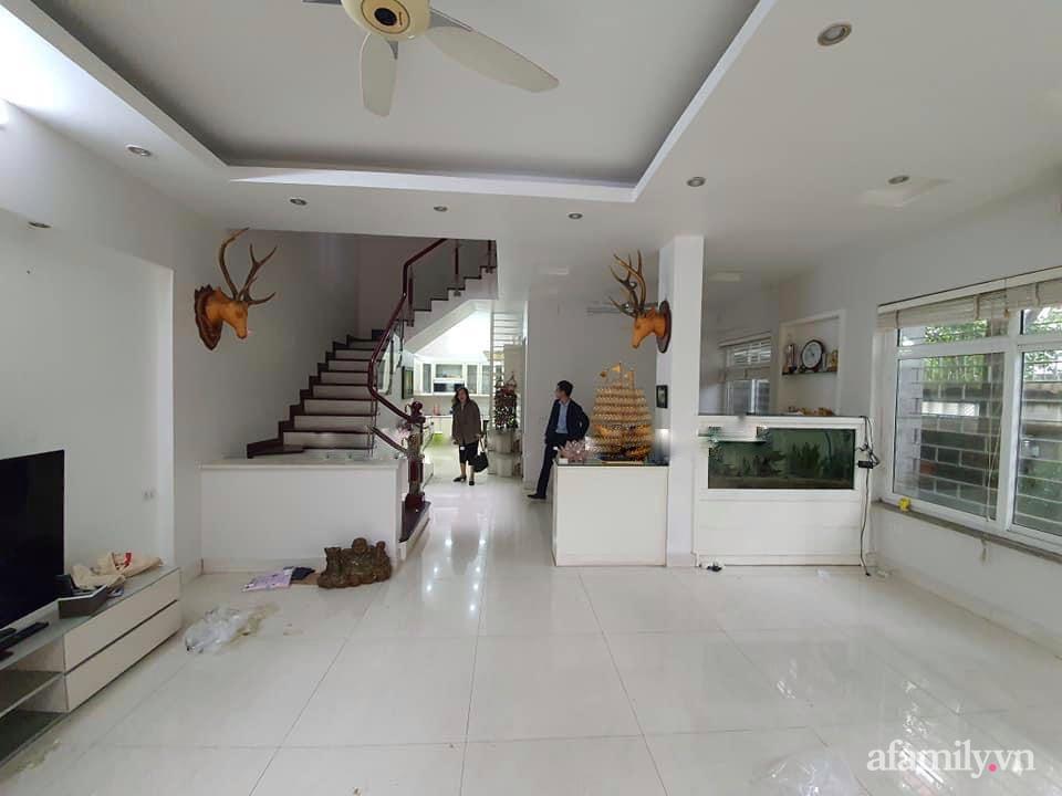 Cải tạo căn nhà 200m² xuống cấp, bí bách thành không gian sang trọng, tiện nghi ở Hà Nội - Ảnh 1.