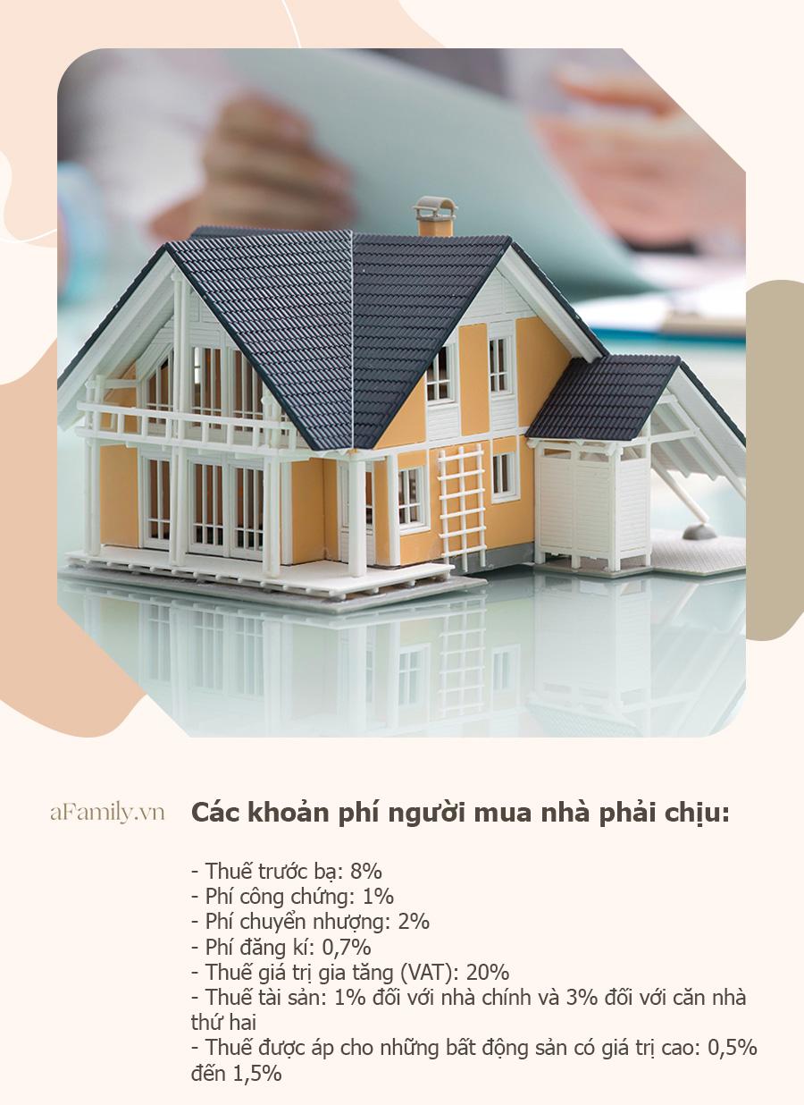 """Nghe dâu Việt ở Pháp mua thành công nhà đất và 2 căn hộ kể chuyện mua nhà ở đất nước có giá bất động sản thuộc hàng """"đắt đỏ nhất hành tinh"""" - Ảnh 3."""