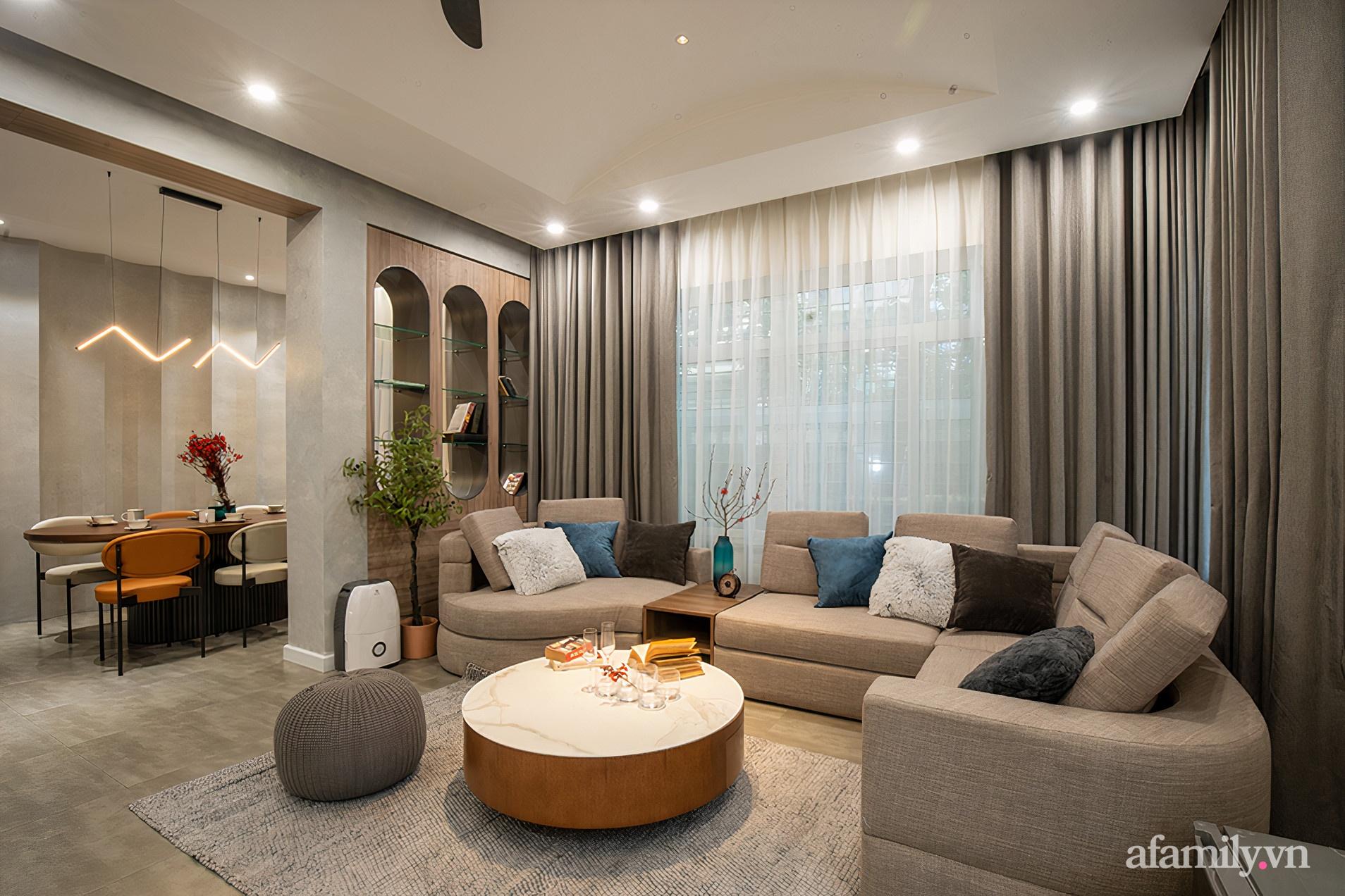 Cải tạo căn nhà 200m² xuống cấp, bí bách thành không gian sang trọng, tiện nghi ở Hà Nội - Ảnh 6.