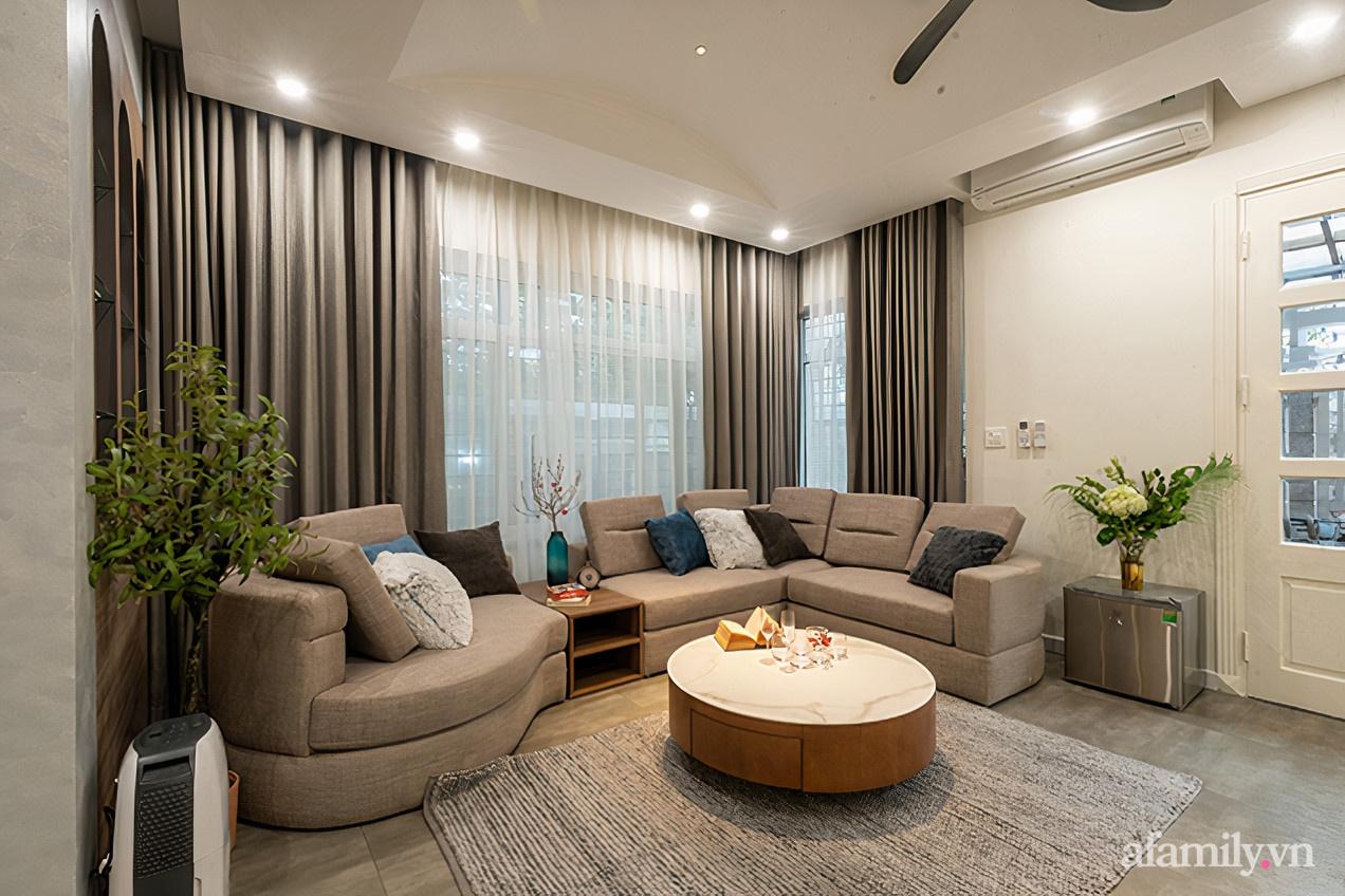 Cải tạo căn nhà 200m² xuống cấp, bí bách thành không gian sang trọng, tiện nghi ở Hà Nội - Ảnh 4.