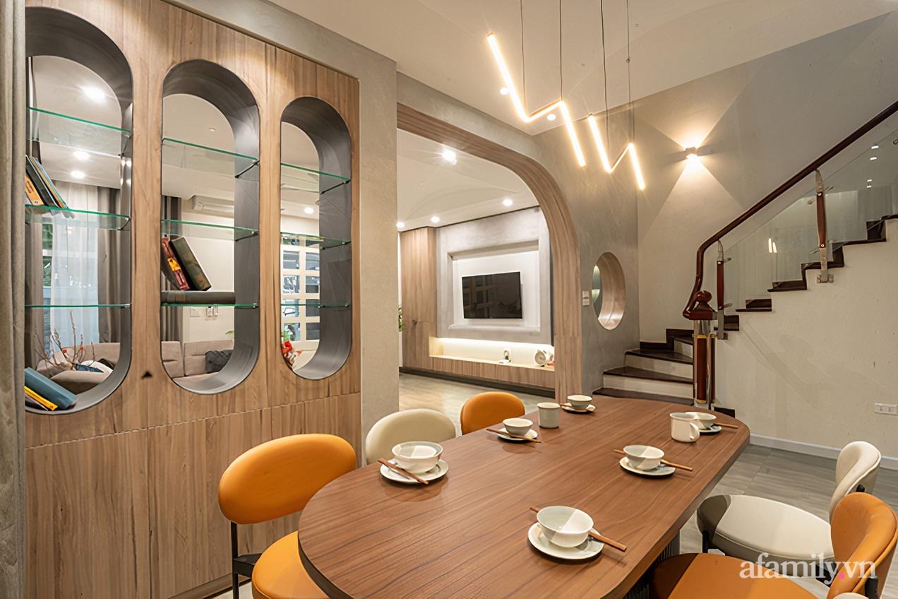 Cải tạo căn nhà 200m² xuống cấp, bí bách thành không gian sang trọng, tiện nghi ở Hà Nội - Ảnh 10.