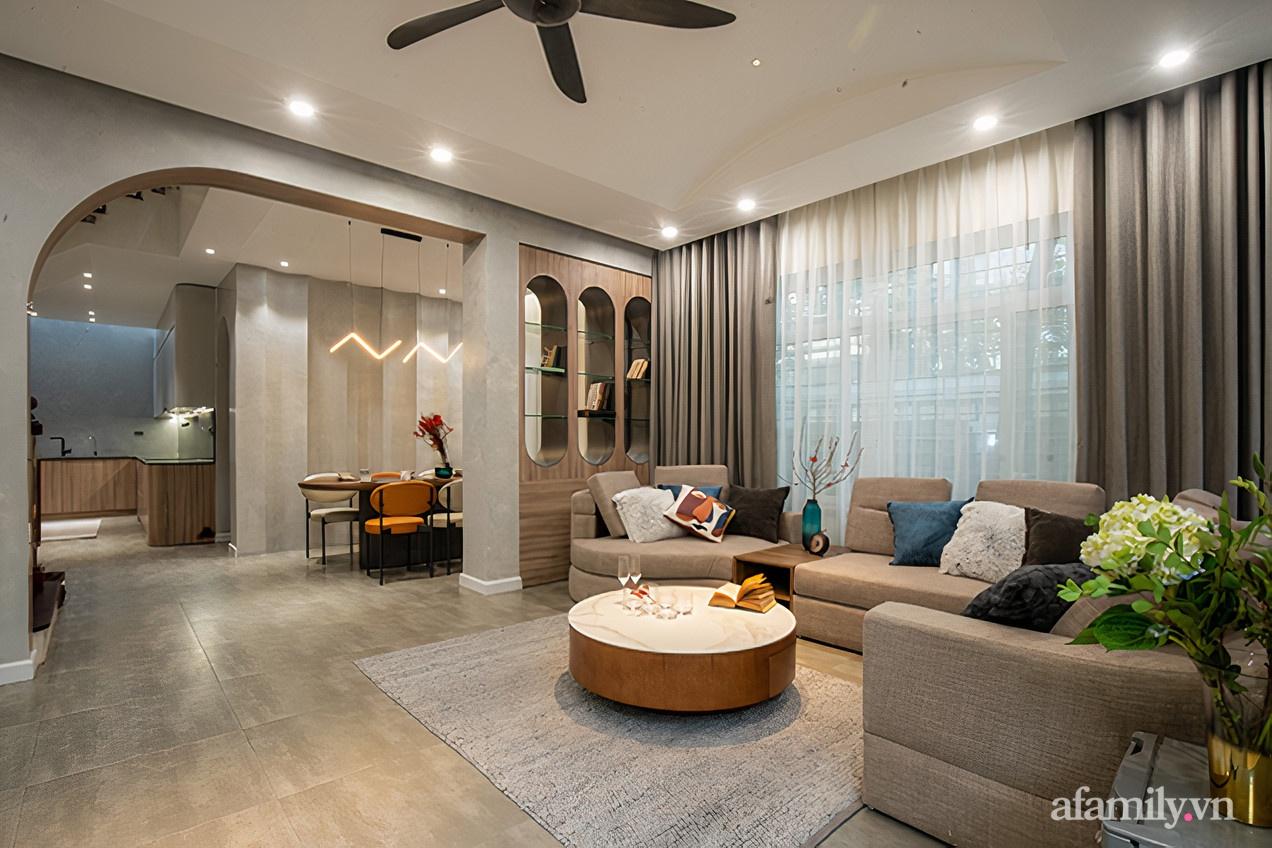 Cải tạo căn nhà 200m² xuống cấp, bí bách thành không gian sang trọng, tiện nghi ở Hà Nội - Ảnh 3.