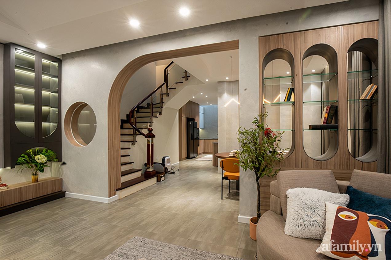 Cải tạo căn nhà 200m² xuống cấp, bí bách thành không gian sang trọng, tiện nghi ở Hà Nội - Ảnh 5.