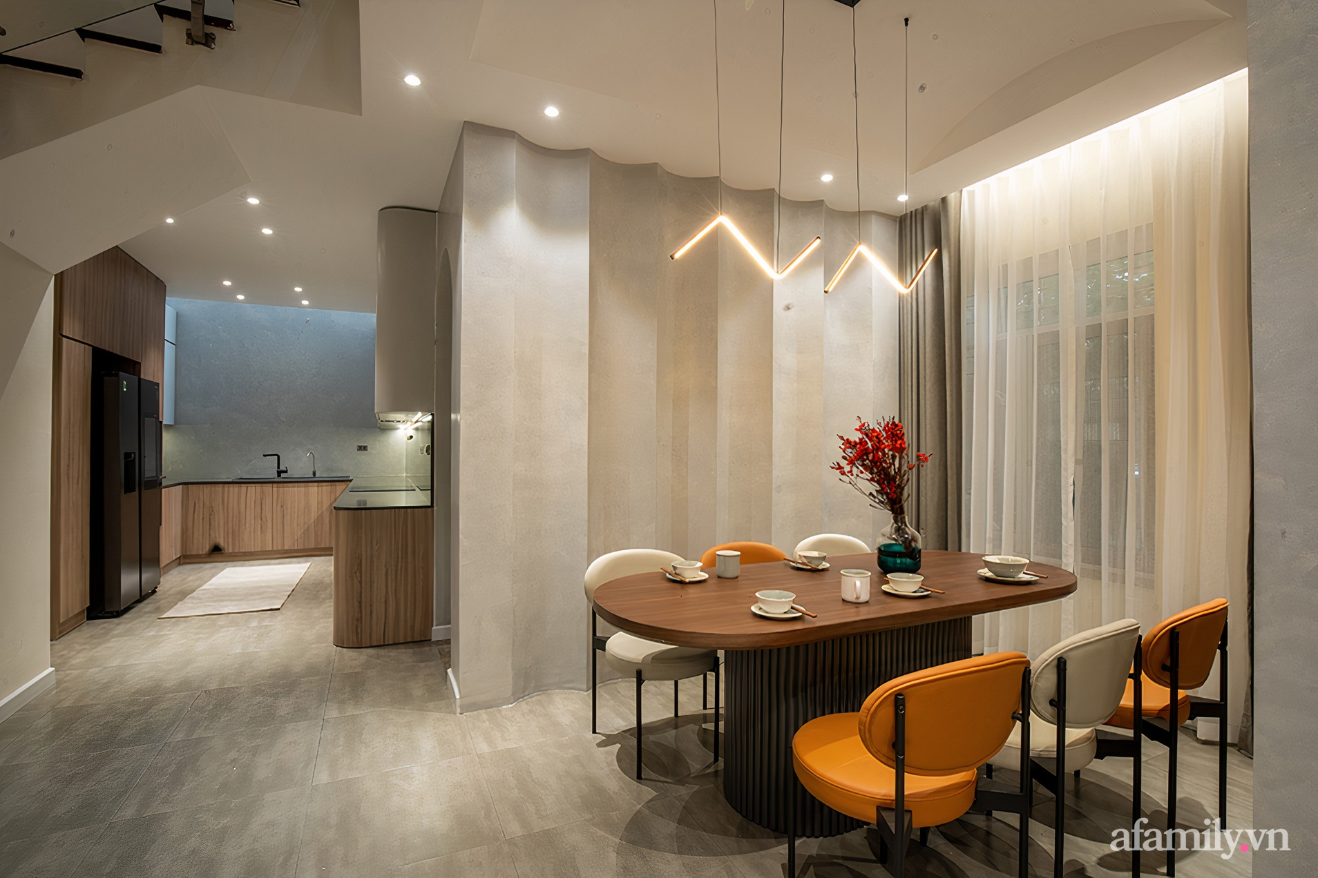 Cải tạo căn nhà 200m² xuống cấp, bí bách thành không gian sang trọng, tiện nghi ở Hà Nội - Ảnh 12.