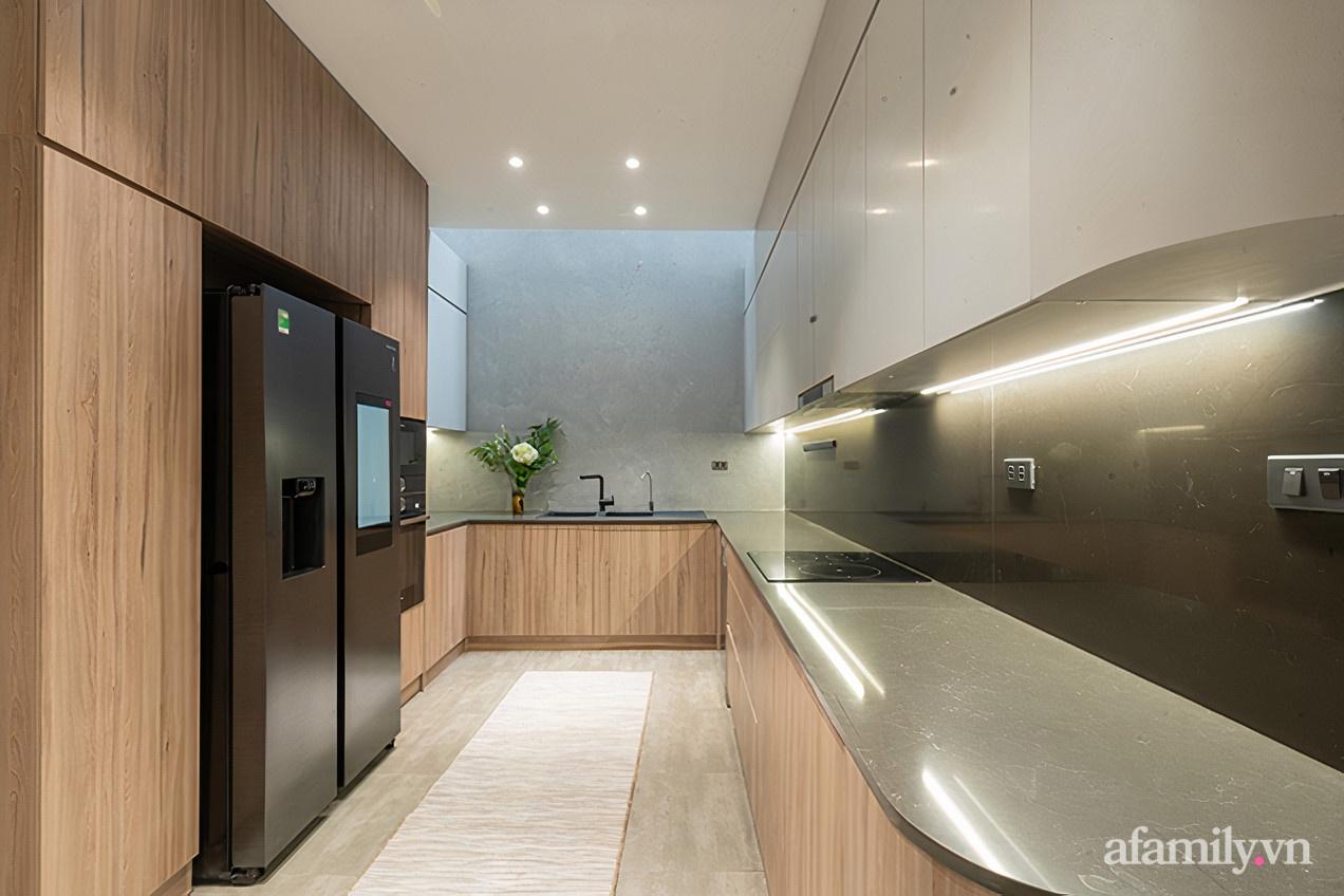Cải tạo căn nhà 200m² xuống cấp, bí bách thành không gian sang trọng, tiện nghi ở Hà Nội - Ảnh 9.