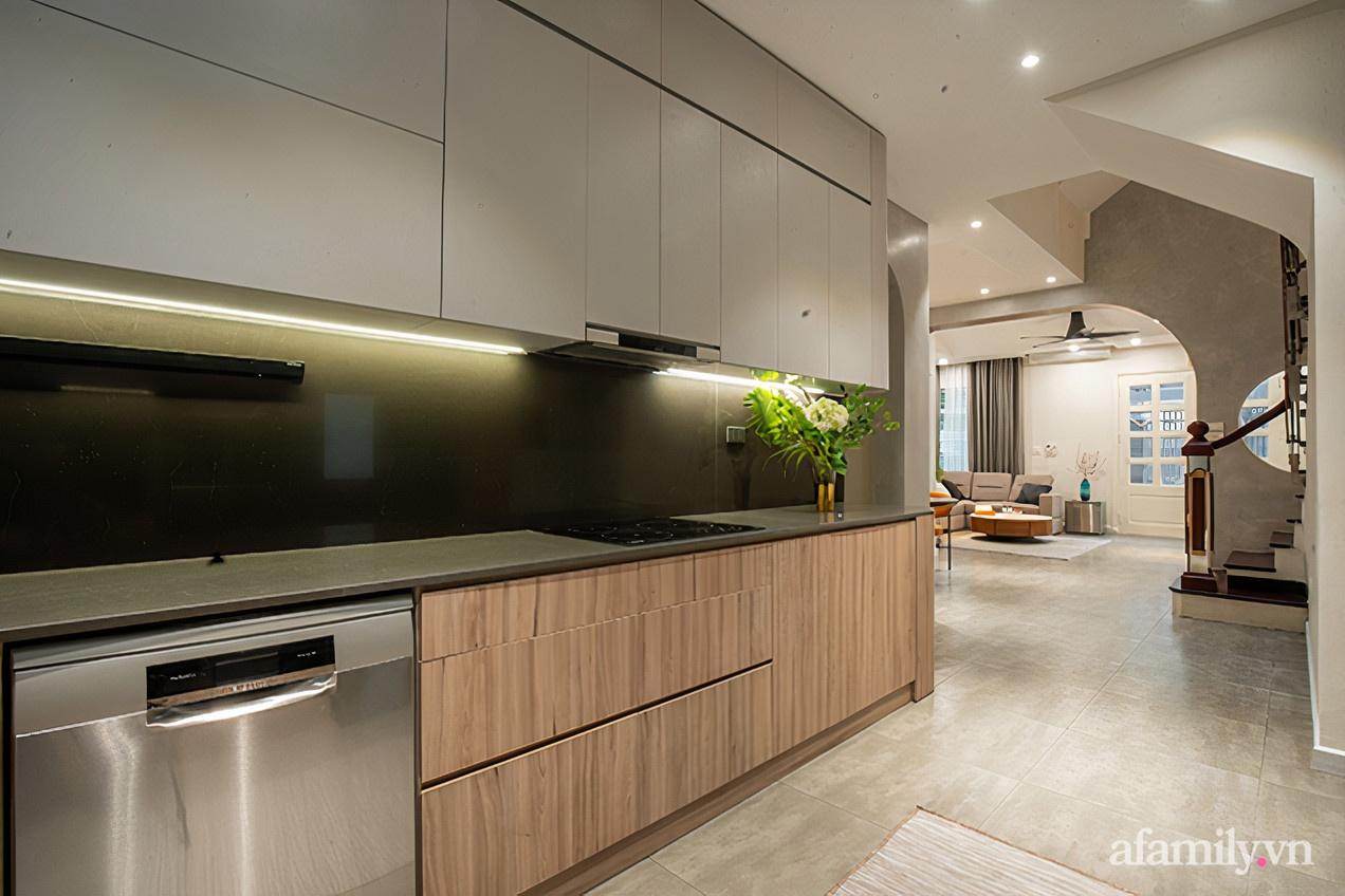 Cải tạo căn nhà 200m² xuống cấp, bí bách thành không gian sang trọng, tiện nghi ở Hà Nội - Ảnh 8.