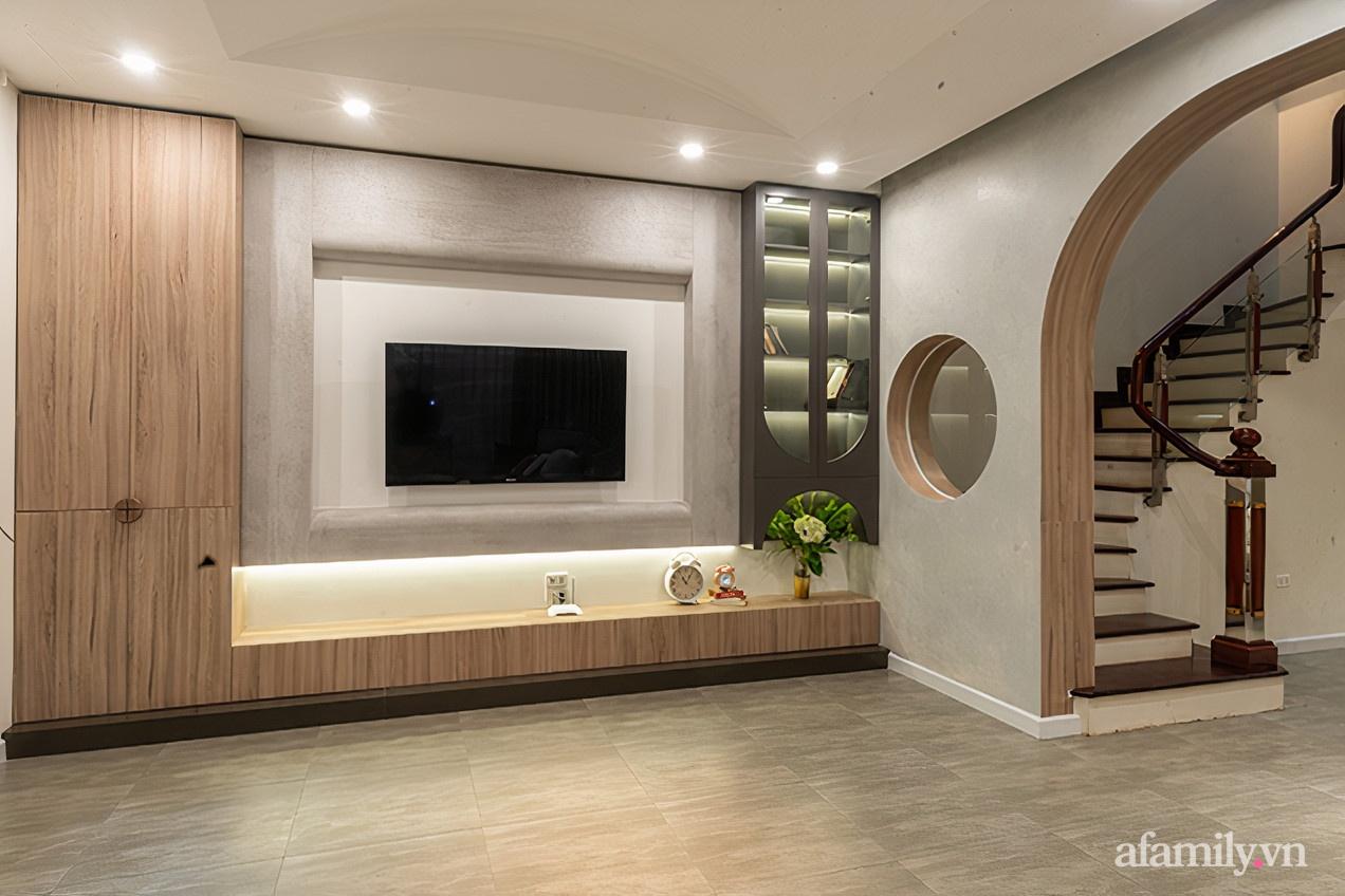 Cải tạo căn nhà 200m² xuống cấp, bí bách thành không gian sang trọng, tiện nghi ở Hà Nội - Ảnh 7.