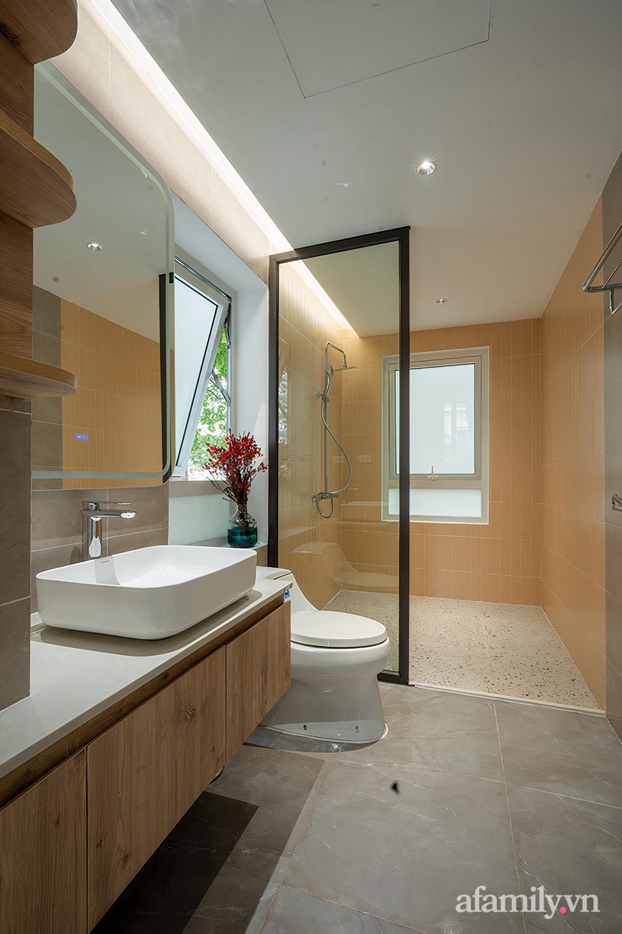 Cải tạo căn nhà 200m² xuống cấp, bí bách thành không gian sang trọng, tiện nghi ở Hà Nội - Ảnh 21.