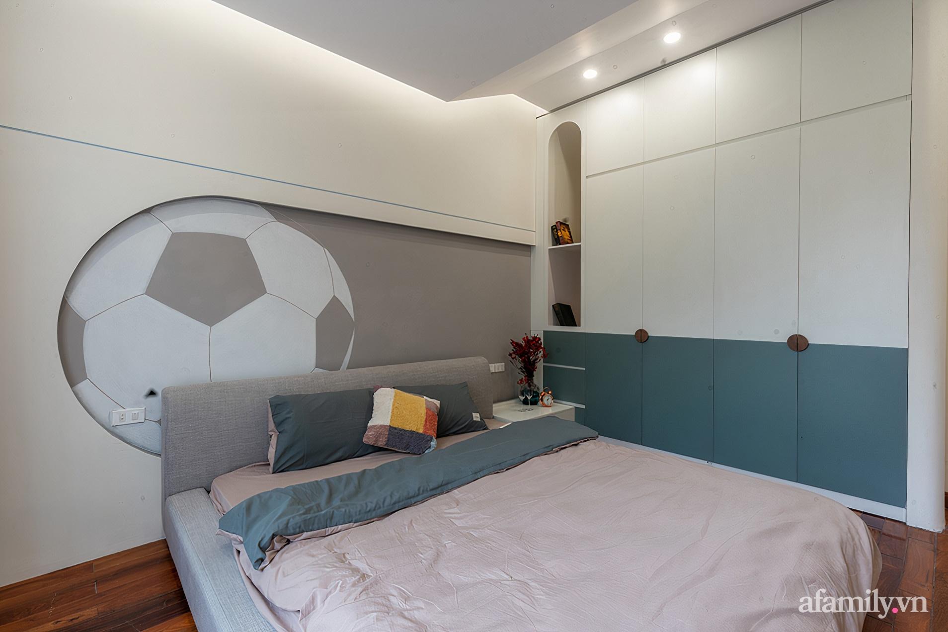 Cải tạo căn nhà 200m² xuống cấp, bí bách thành không gian sang trọng, tiện nghi ở Hà Nội - Ảnh 17.