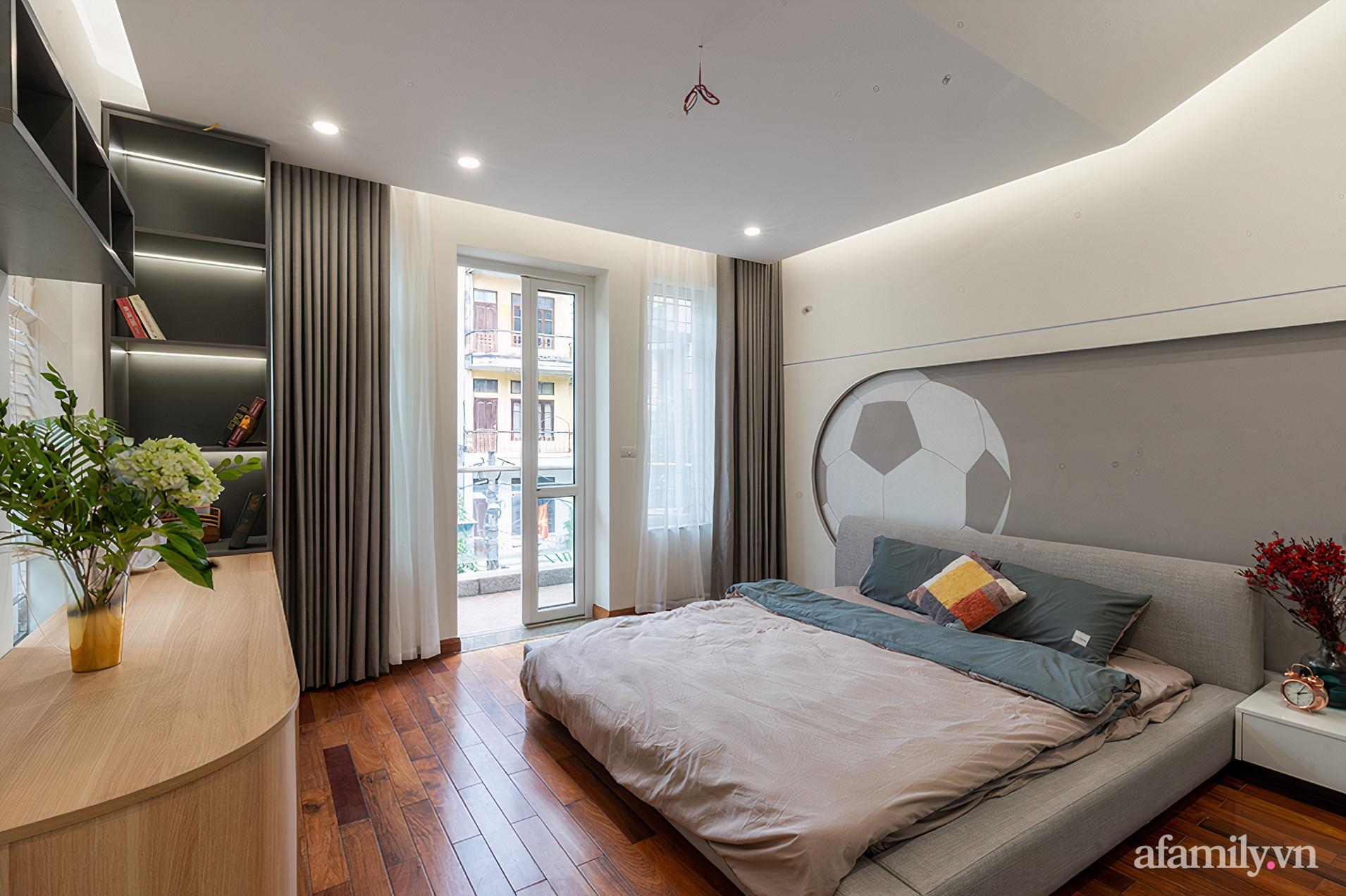 Cải tạo căn nhà 200m² xuống cấp, bí bách thành không gian sang trọng, tiện nghi ở Hà Nội - Ảnh 16.