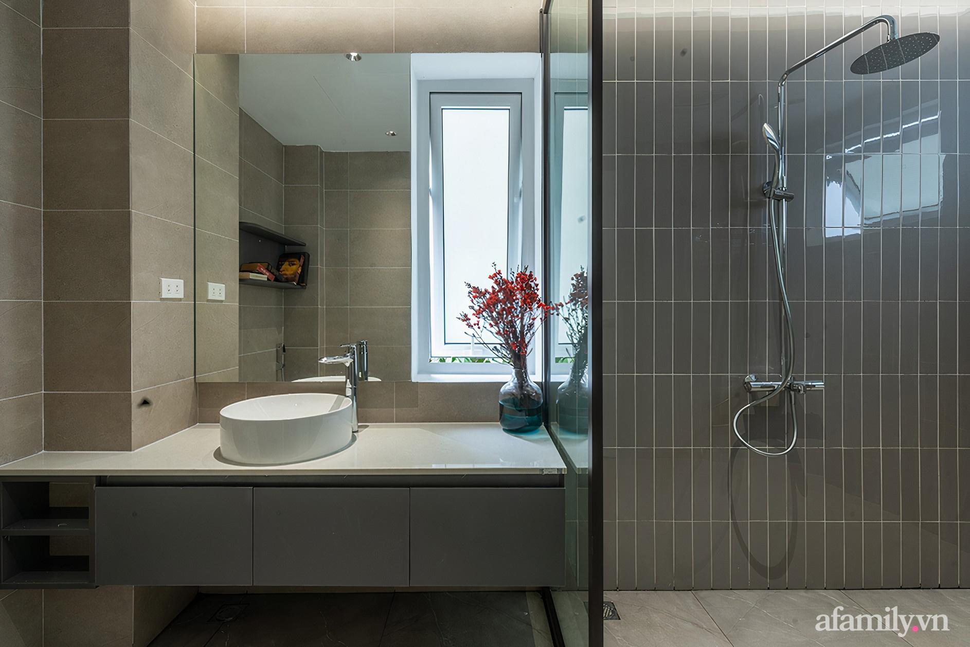 Cải tạo căn nhà 200m² xuống cấp, bí bách thành không gian sang trọng, tiện nghi ở Hà Nội - Ảnh 22.