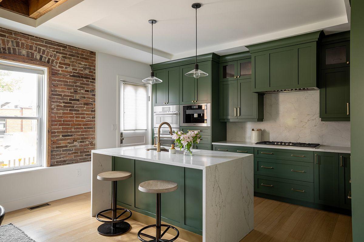 Những tông màu nổi bần bật nhiều người yêu thích lựa chọn trang trí cho căn bếp nhà mình - Ảnh 1.
