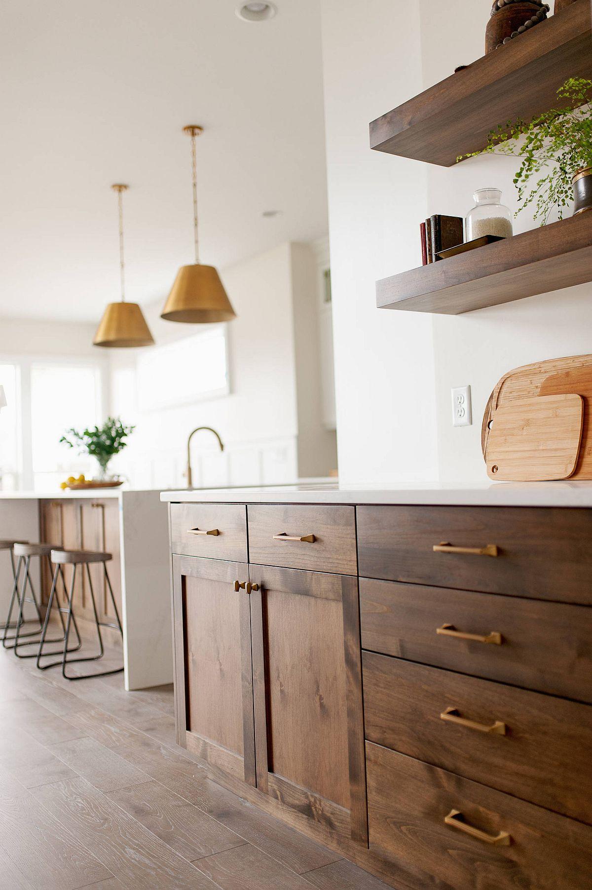 Những tông màu nổi bần bật nhiều người yêu thích lựa chọn trang trí cho căn bếp nhà mình - Ảnh 8.