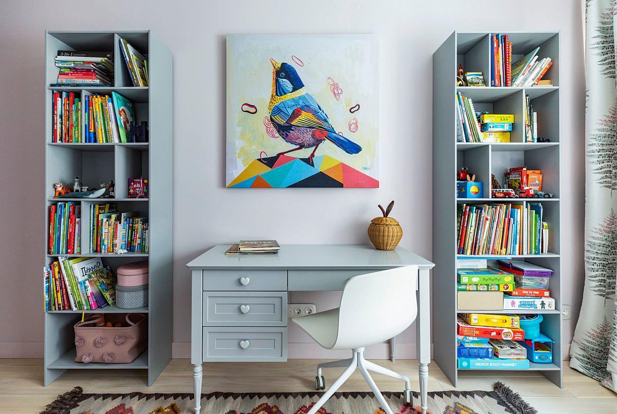 Phòng ngủ của bé, những xu hướng màu sắc và phong cách thời thượng của năm 2021 - Ảnh 2.