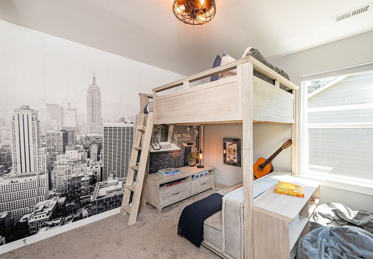 Phòng ngủ của bé, những xu hướng màu sắc và phong cách thời thượng của năm 2021 - Ảnh 4.