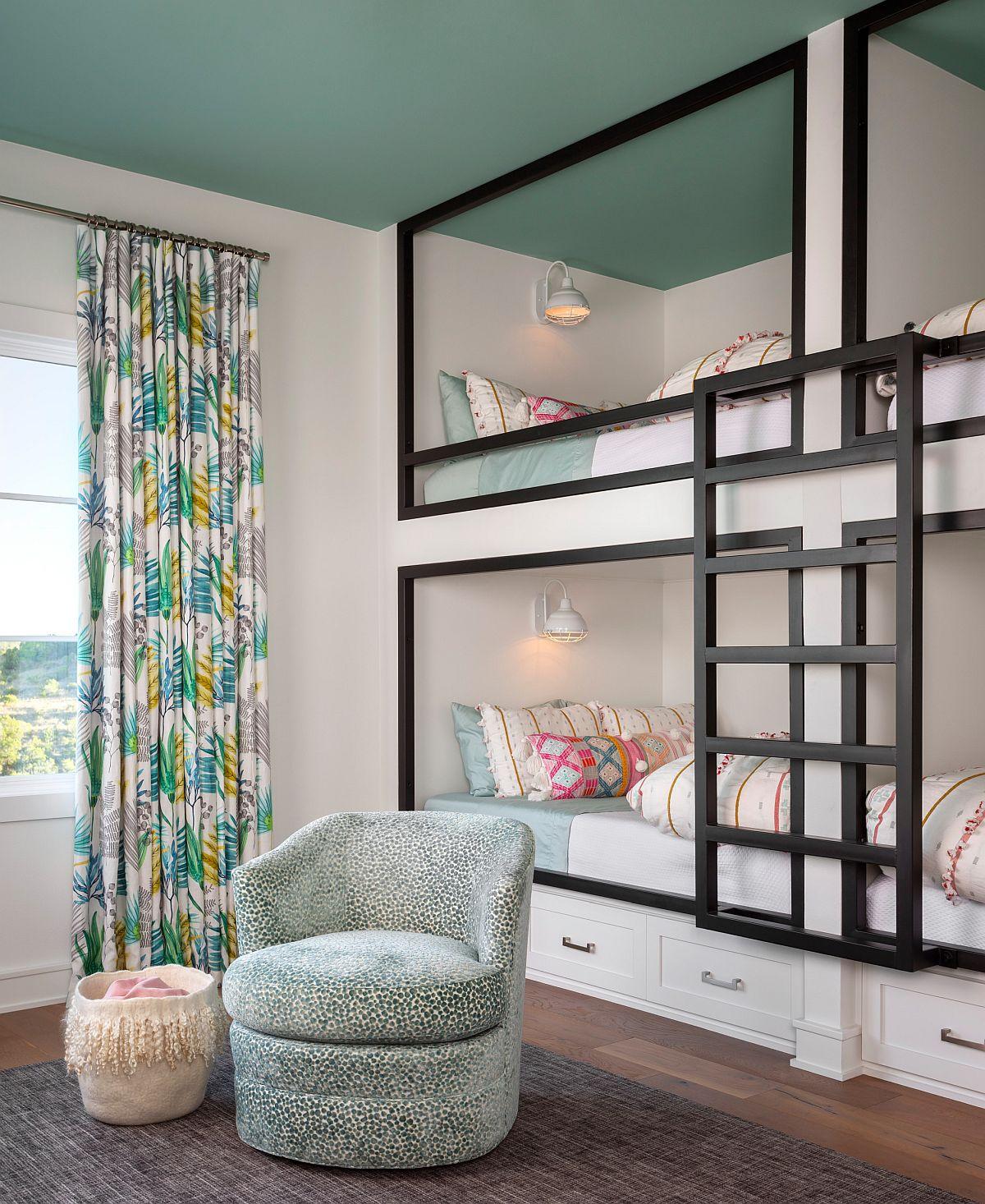 Phòng ngủ của bé, những xu hướng màu sắc và phong cách thời thượng của năm 2021 - Ảnh 5.