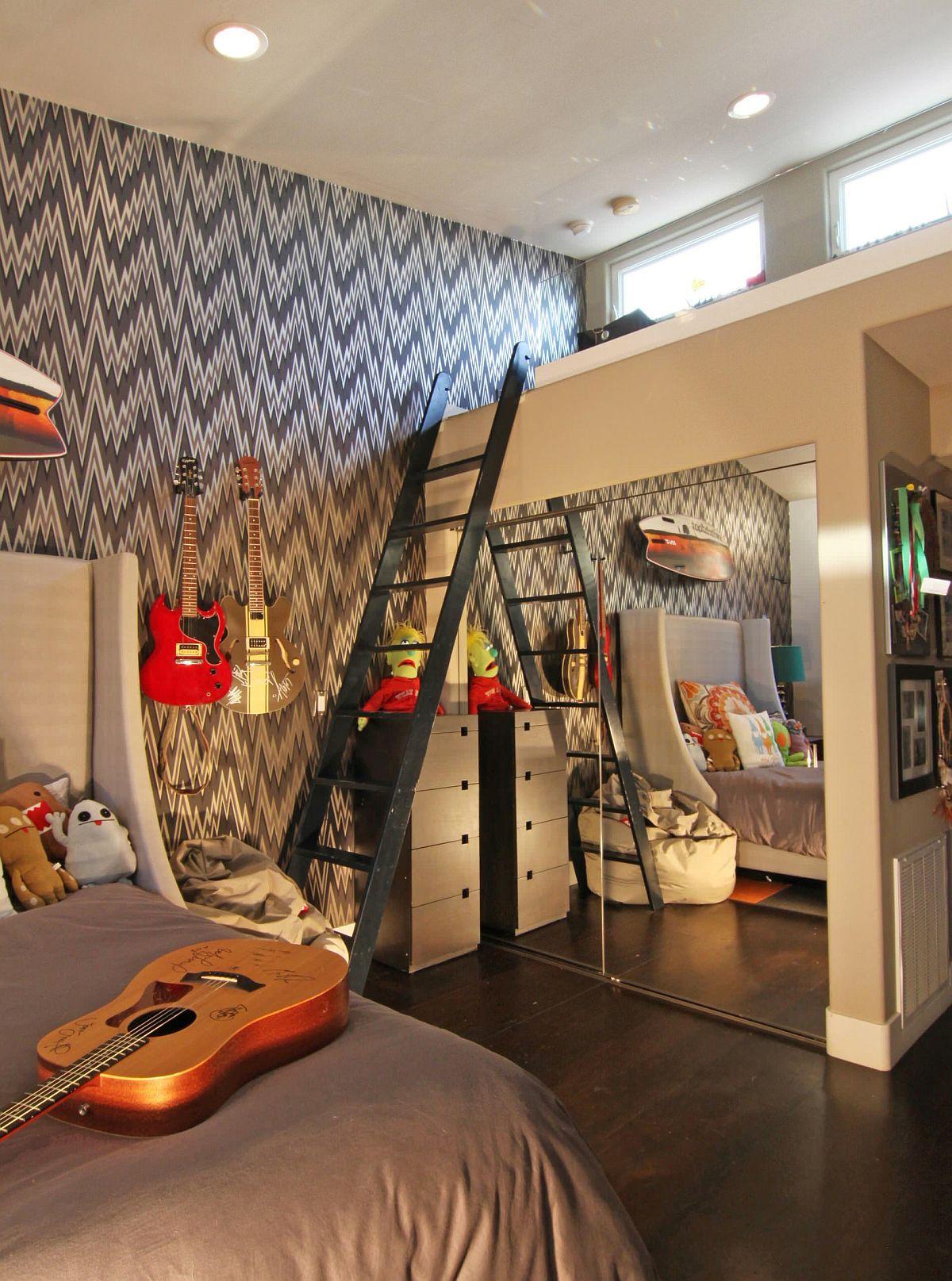 Phòng ngủ của bé, những xu hướng màu sắc và phong cách thời thượng của năm 2021 - Ảnh 6.