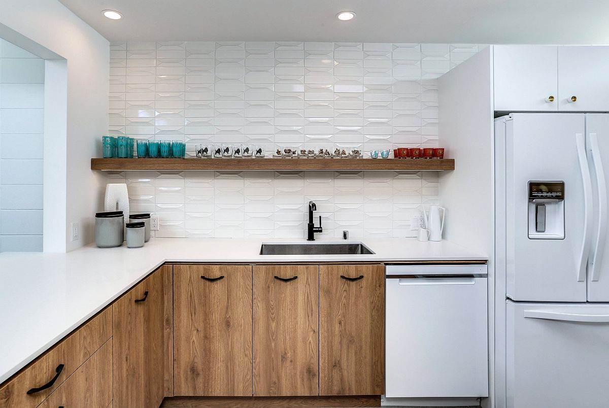 Những tông màu nổi bần bật nhiều người yêu thích lựa chọn trang trí cho căn bếp nhà mình - Ảnh 7.