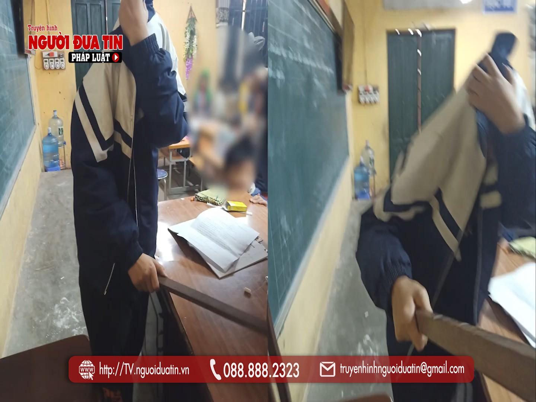 Vụ giáo viên dạy giỏi bị phân công dọn vệ sinh ở Hà Nội: (Bài 2) Tận cùng của sự trù dập! - Ảnh 4.