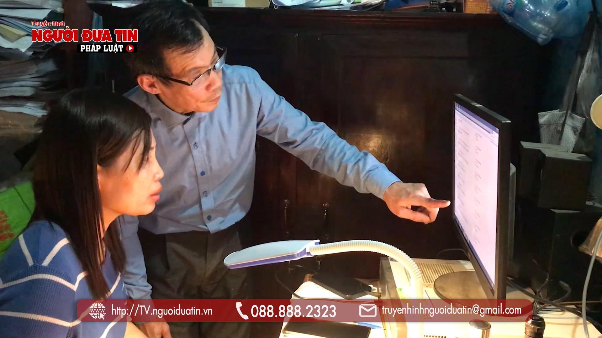 Chống tiêu cực, hai giáo viên ở Hà Nội kêu cứu vì bị cấp trên trù dập - Ảnh 2.