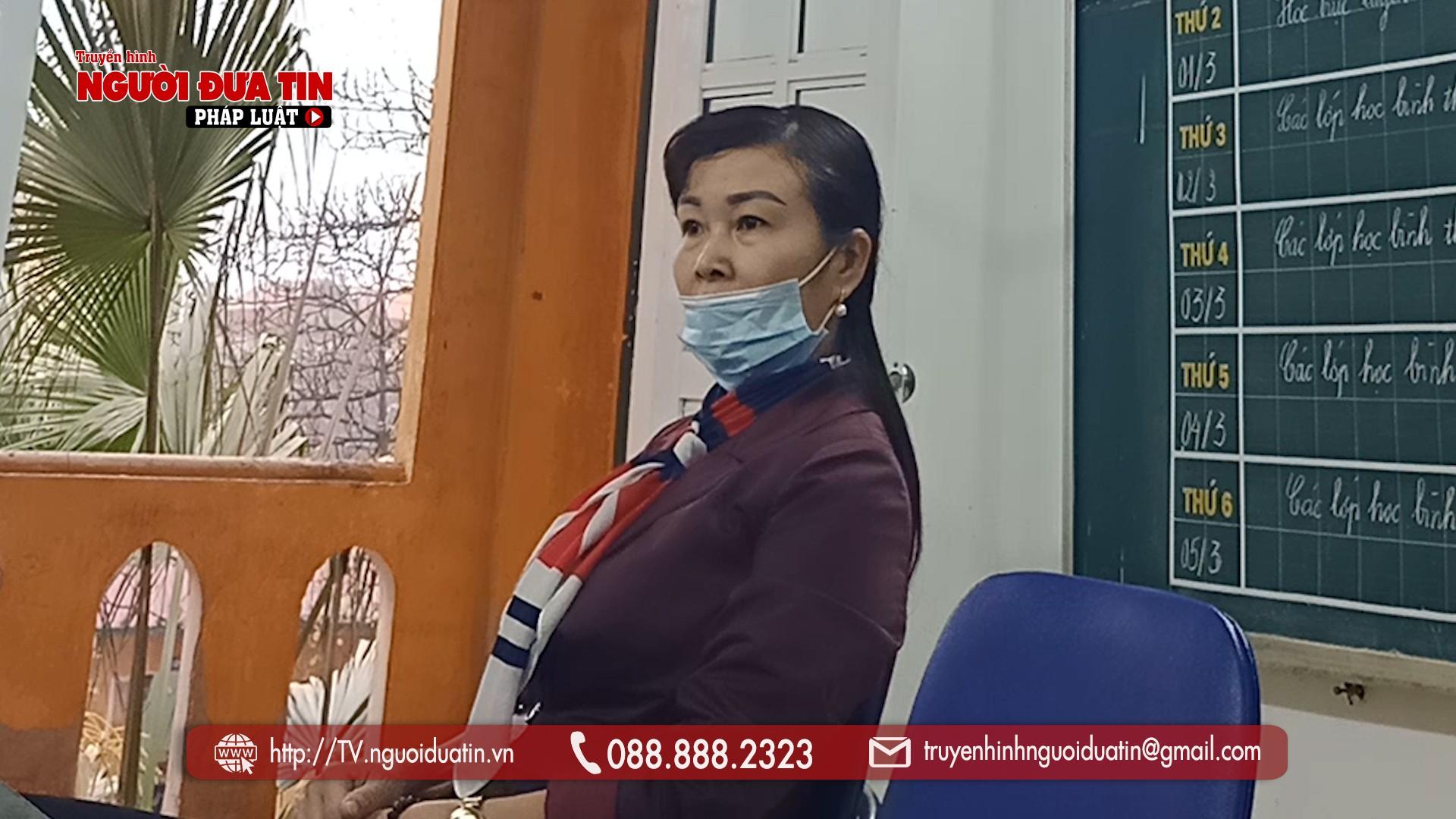 Chống tiêu cực, hai giáo viên ở Hà Nội kêu cứu vì bị cấp trên trù dập - Ảnh 5.