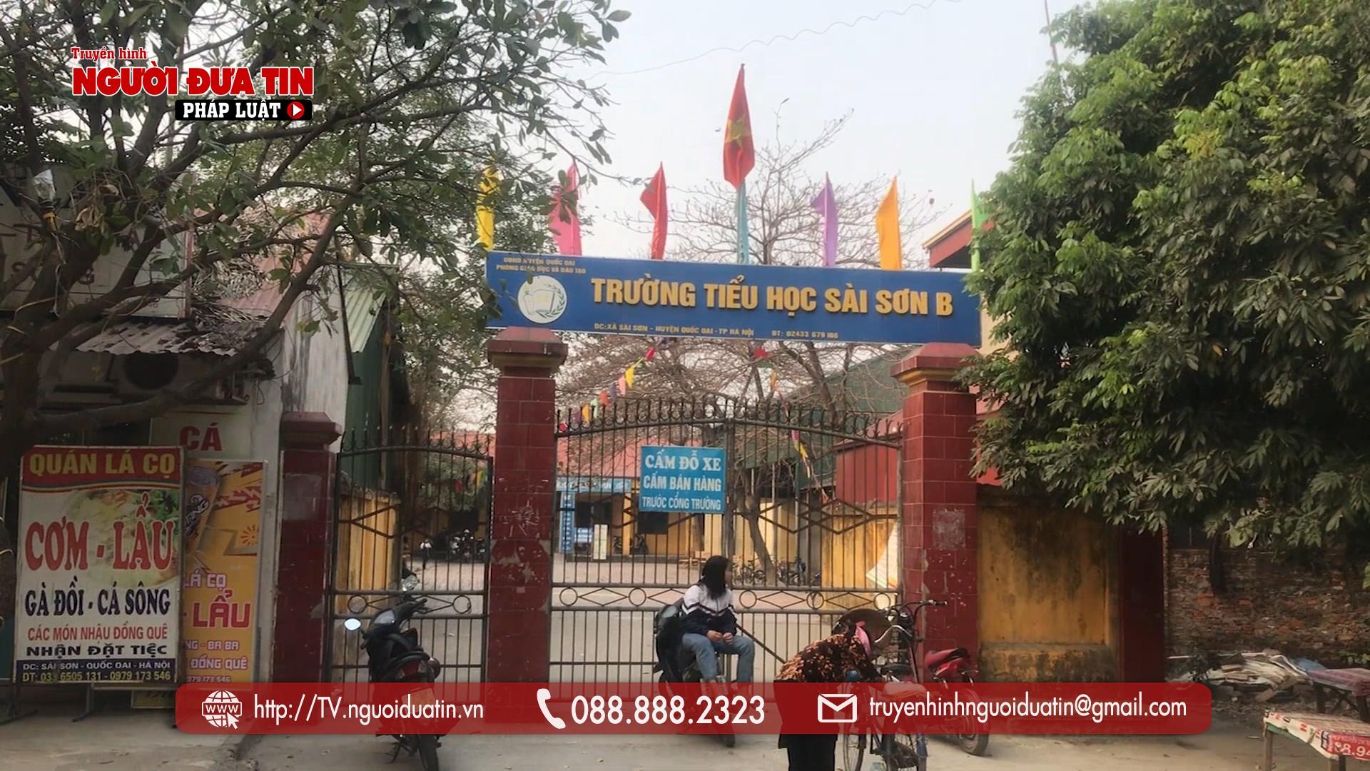 Chống tiêu cực, hai giáo viên ở Hà Nội kêu cứu vì bị cấp trên trù dập - Ảnh 4.