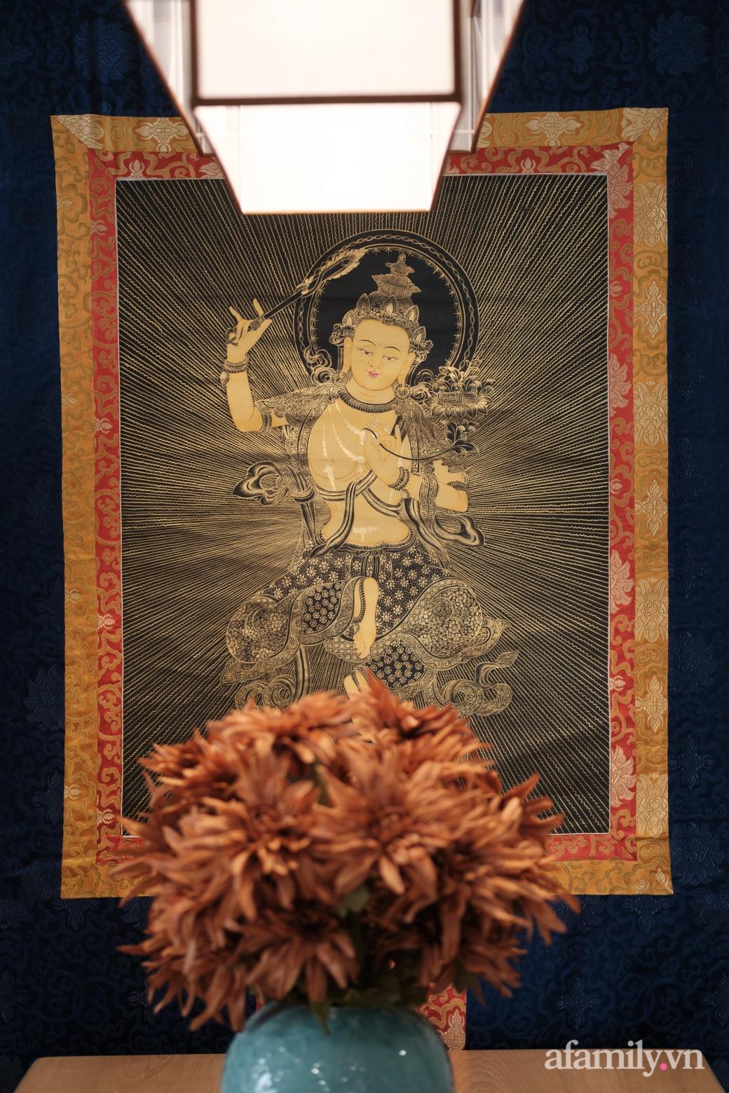 Căn hộ 60m² đẹp tĩnh lặng và tinh tế mang hơi thở của Zen ở quận 7 Sài Gòn - Ảnh 19.