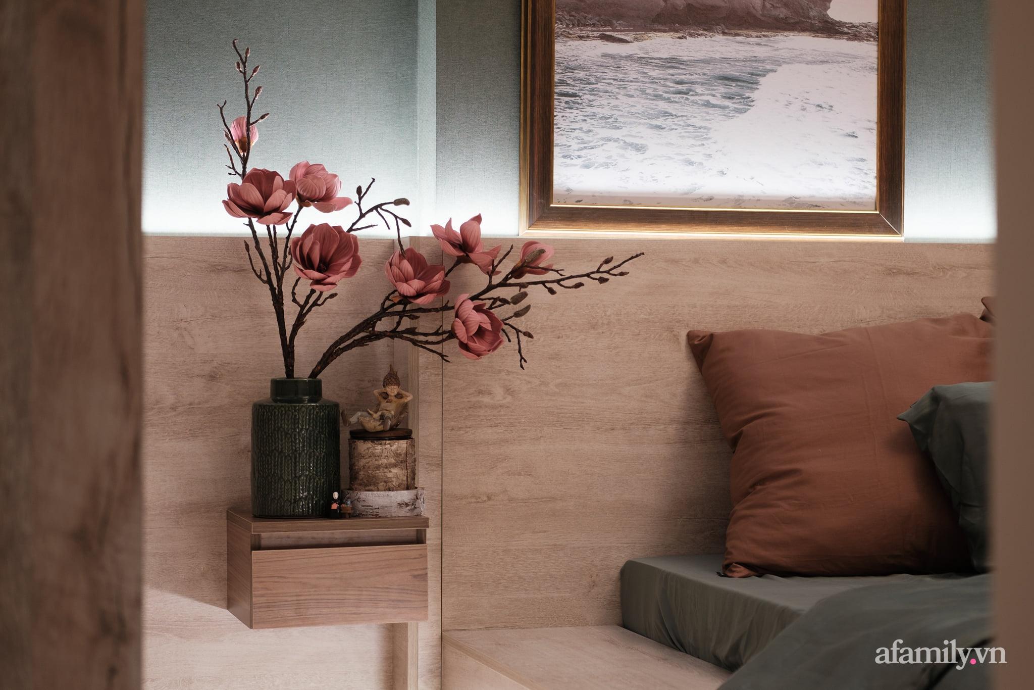 Căn hộ 60m² đẹp tĩnh lặng và tinh tế mang hơi thở của Zen ở quận 7 Sài Gòn - Ảnh 26.
