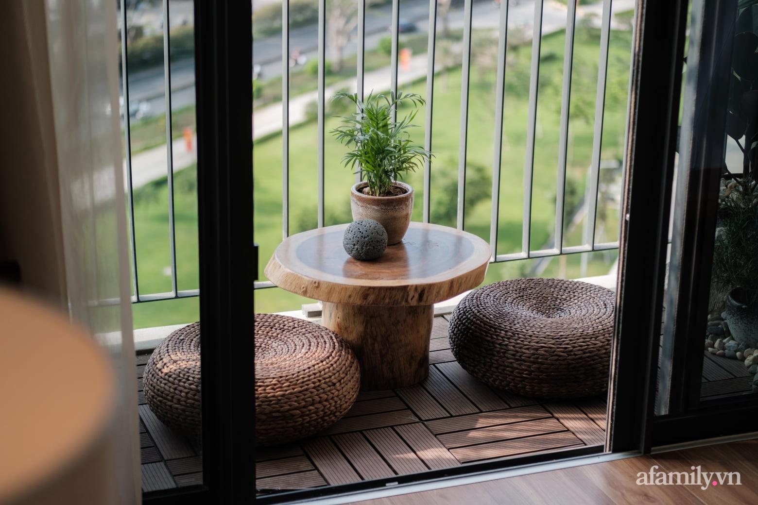 Căn hộ 60m² đẹp tĩnh lặng và tinh tế mang hơi thở của Zen ở quận 7 Sài Gòn - Ảnh 12.
