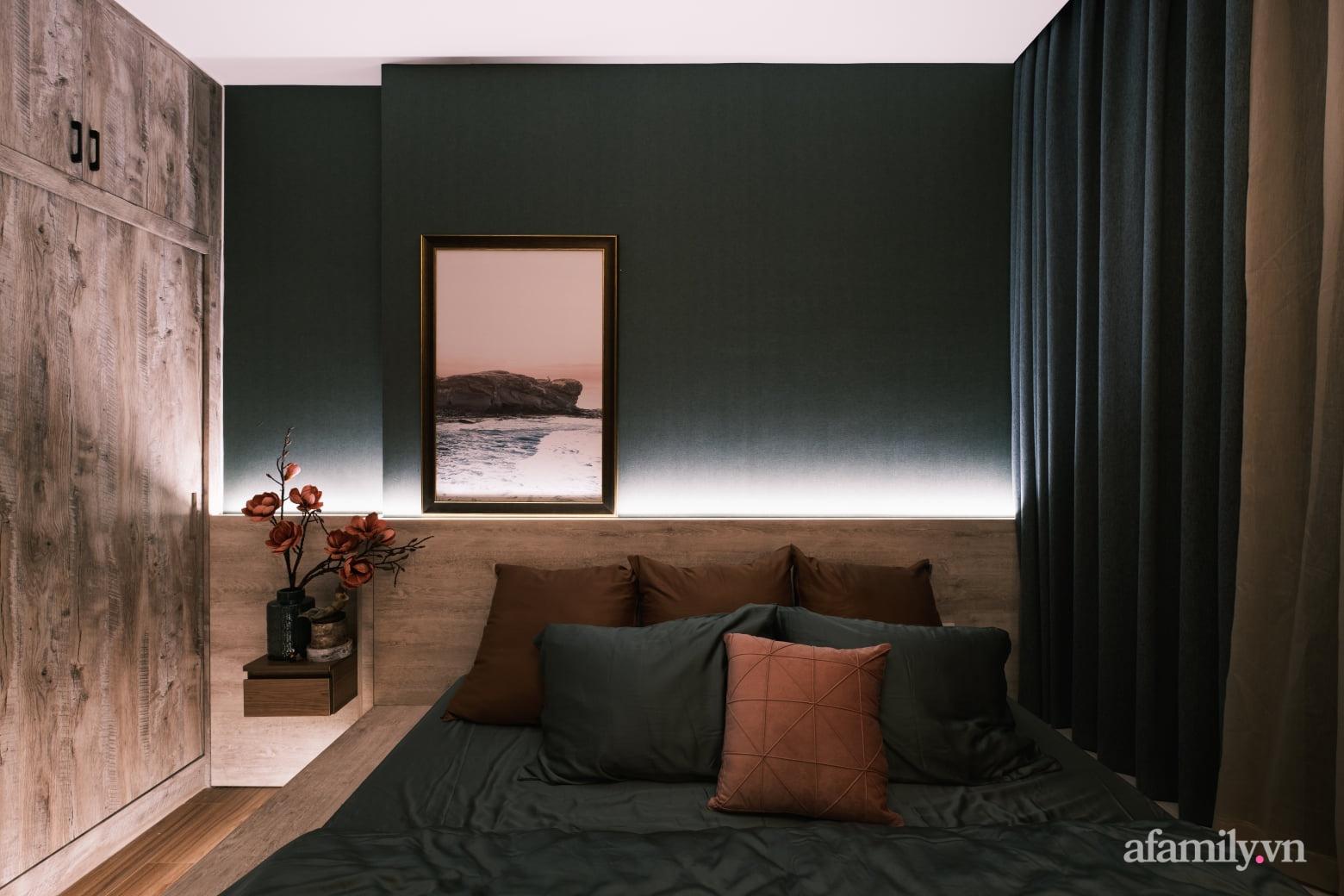 Căn hộ 60m² đẹp tĩnh lặng và tinh tế mang hơi thở của Zen ở quận 7 Sài Gòn - Ảnh 24.