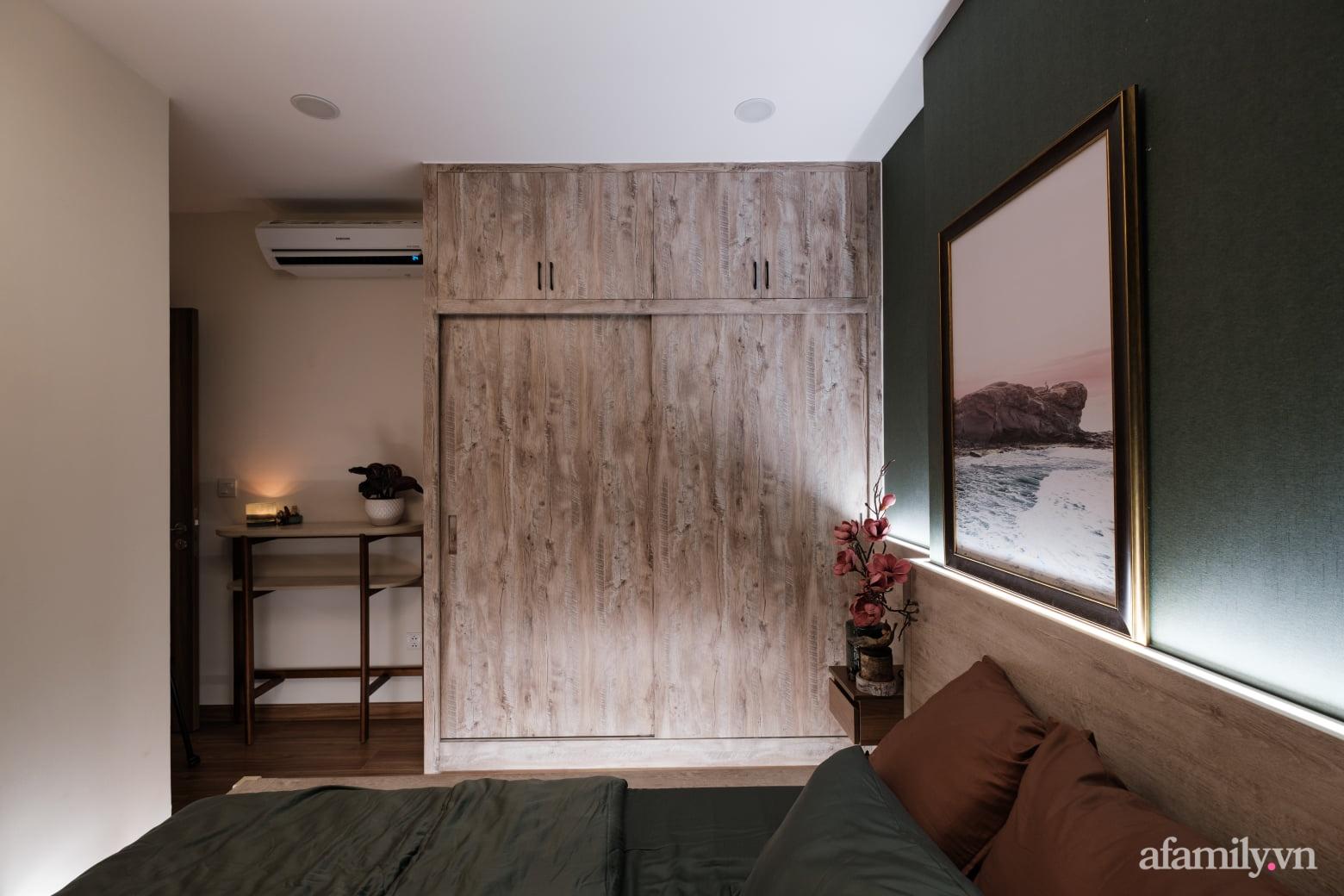 Căn hộ 60m² đẹp tĩnh lặng và tinh tế mang hơi thở của Zen ở quận 7 Sài Gòn - Ảnh 28.