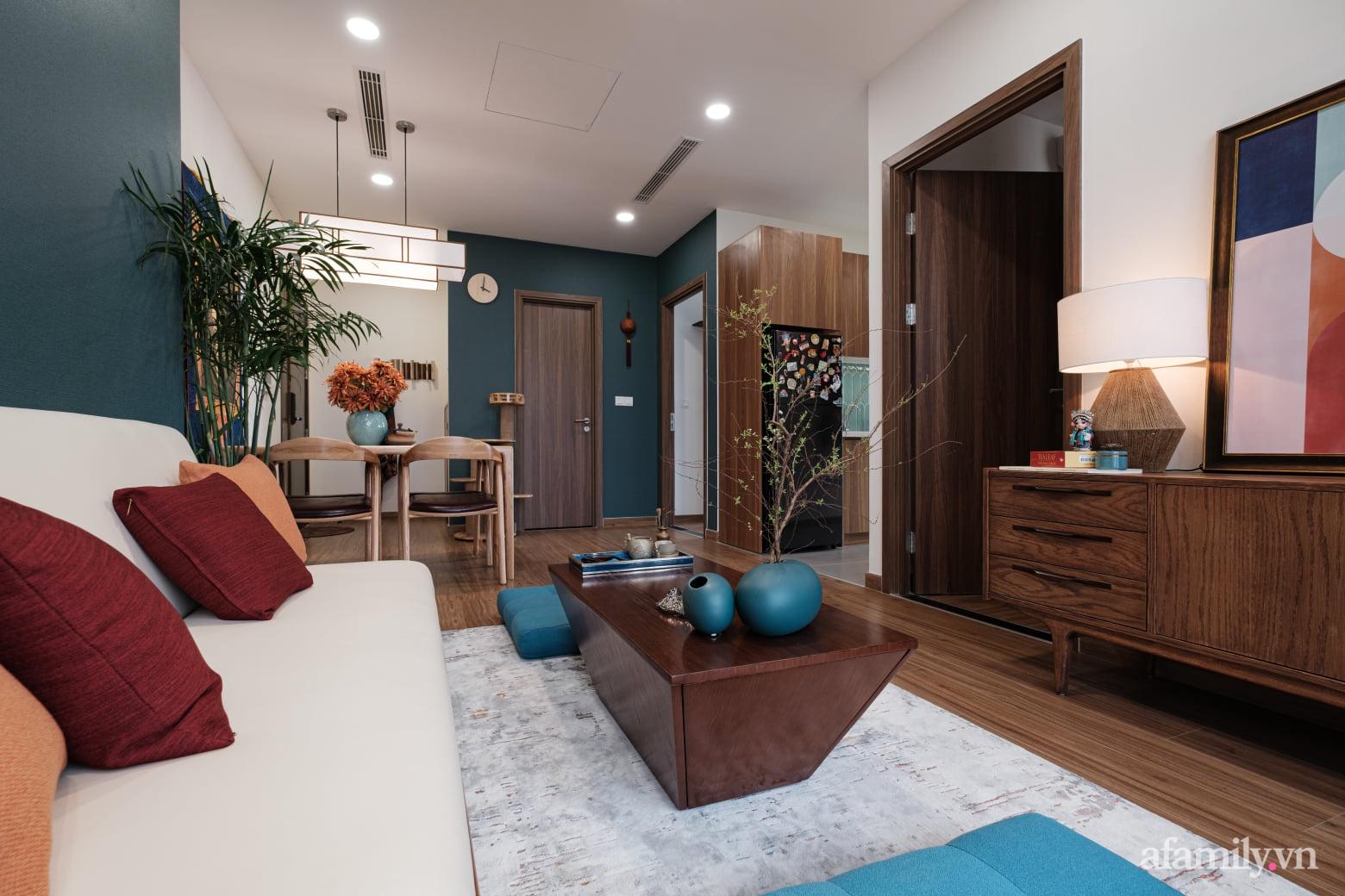 Căn hộ 60m² đẹp tĩnh lặng và tinh tế mang hơi thở của Zen ở quận 7 Sài Gòn - Ảnh 7.