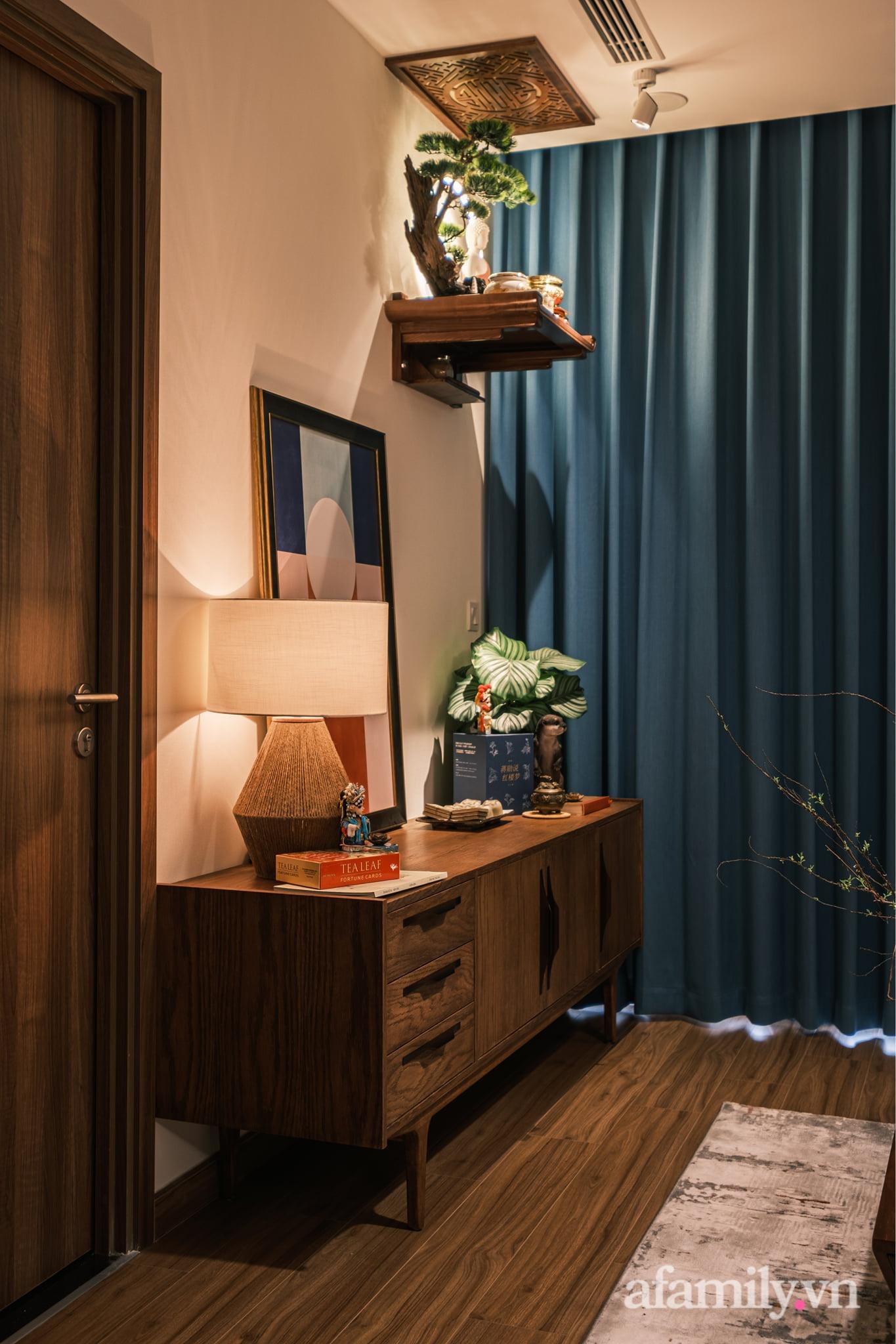 Căn hộ 60m² đẹp tĩnh lặng và tinh tế mang hơi thở của Zen ở quận 7 Sài Gòn - Ảnh 10.