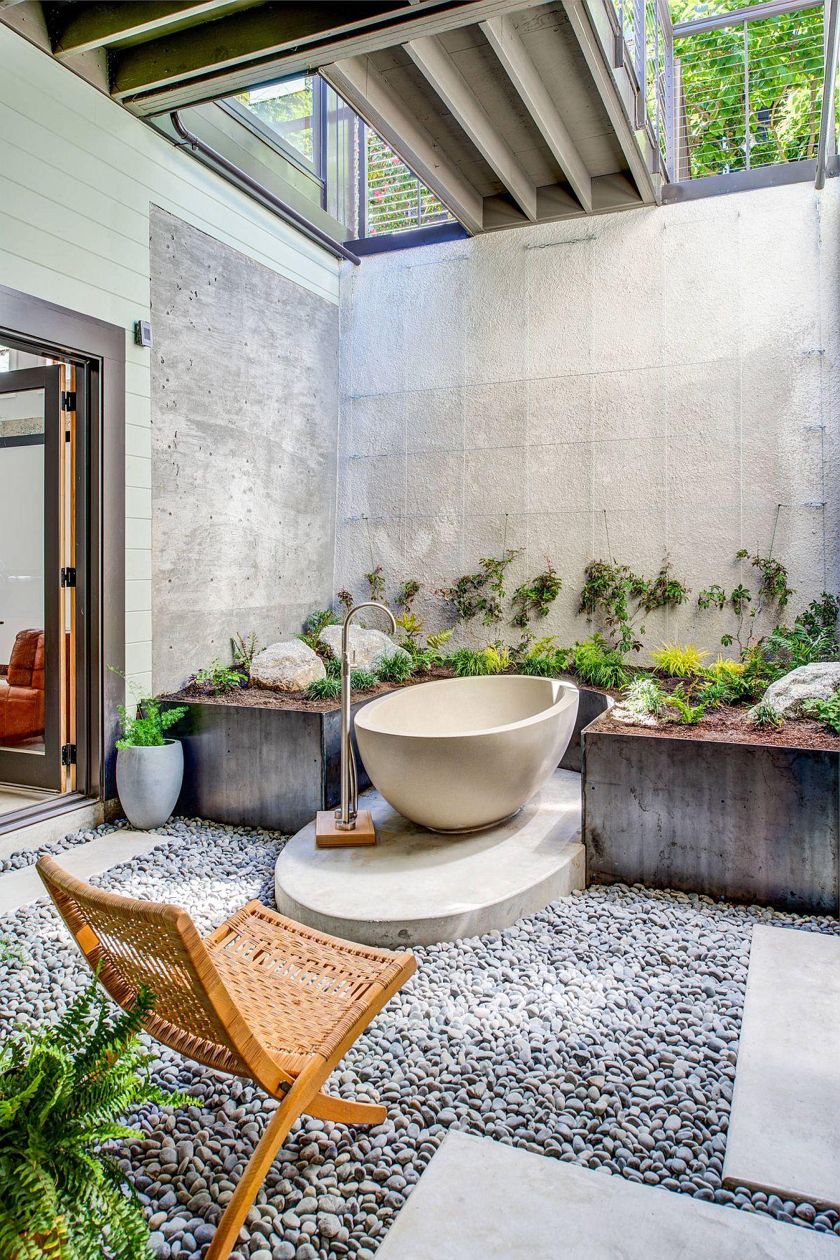 """Những thiết kế phòng tắm sang trọng, gần gũi với thiên nhiên được dự đoán trở thành """"hot trend"""" năm 2021 - Ảnh 2."""