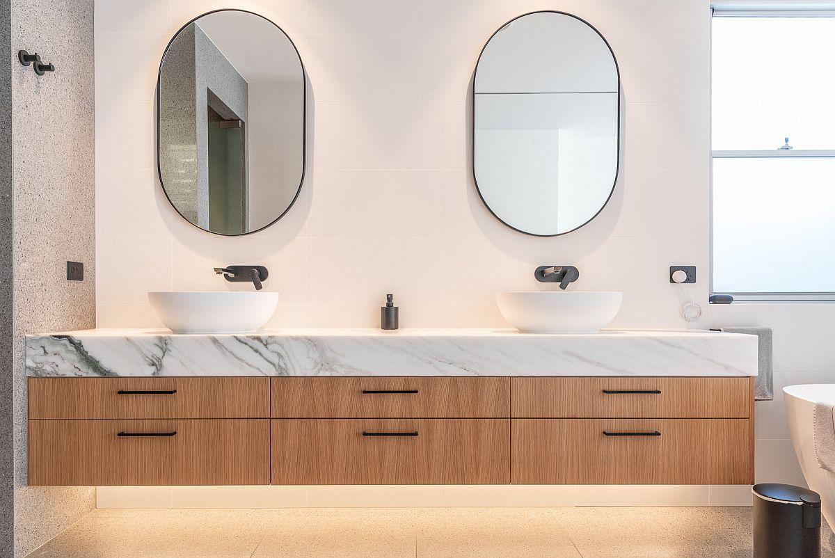 """Những thiết kế phòng tắm sang trọng, gần gũi với thiên nhiên được dự đoán trở thành """"hot trend"""" năm 2021 - Ảnh 4."""