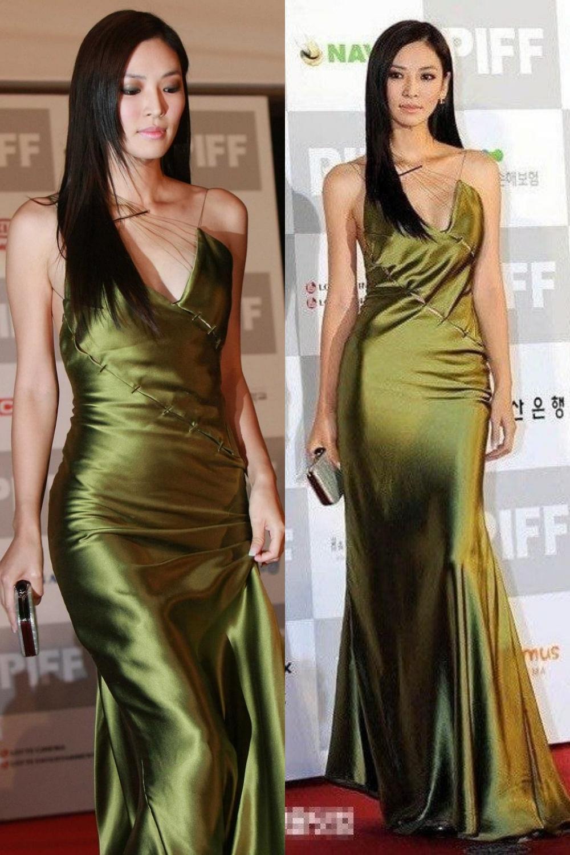 """Chẳng ngờ """"Ác nữ Penthouse"""" Kim So Yeon từng lên đồ táo bạo tột bậc, style hack dáng nhưng phản cảm đi vào lịch sử - Ảnh 6."""