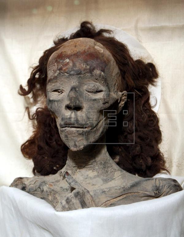 """Tái hiện gương mặt xác ướp bí ẩn """"quý bà nghìn tuổi"""", các nhà khoa học khiến dân mạng sửng sốt về vẻ đẹp phụ nữ xưa, sự thật có được như thế? - Ảnh 2."""