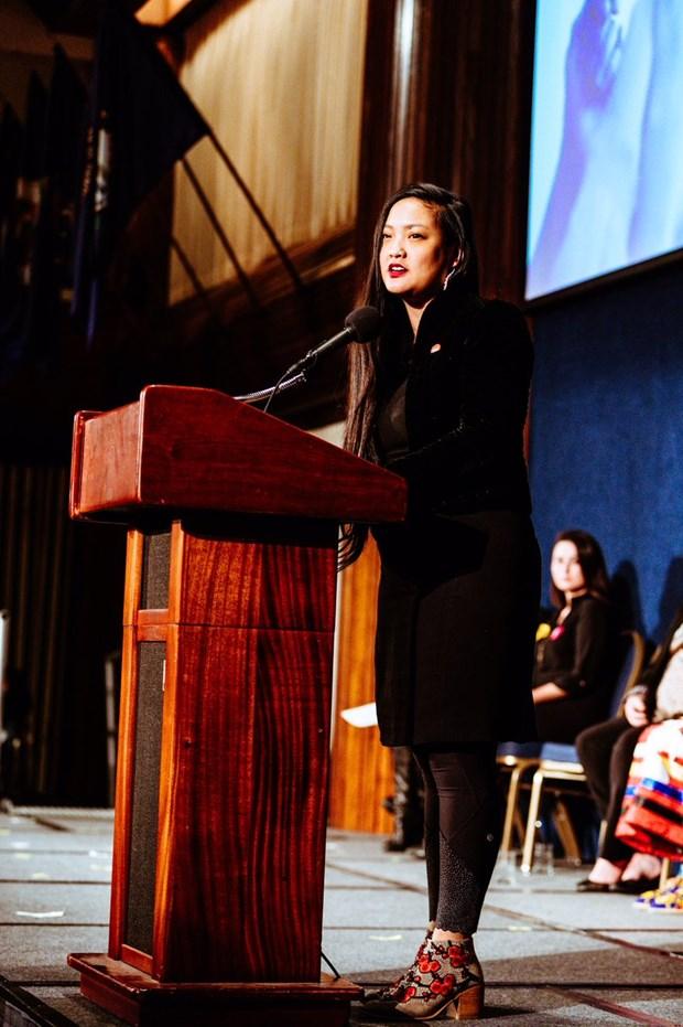 Hứng chịu bi kịch bị cưỡng hiếp, cô gái gốc Việt xinh đẹp biến đau thương thành sức mạnh, viết lại luật pháp Mỹ, được cả thế giới ngợi khen - Ảnh 5.
