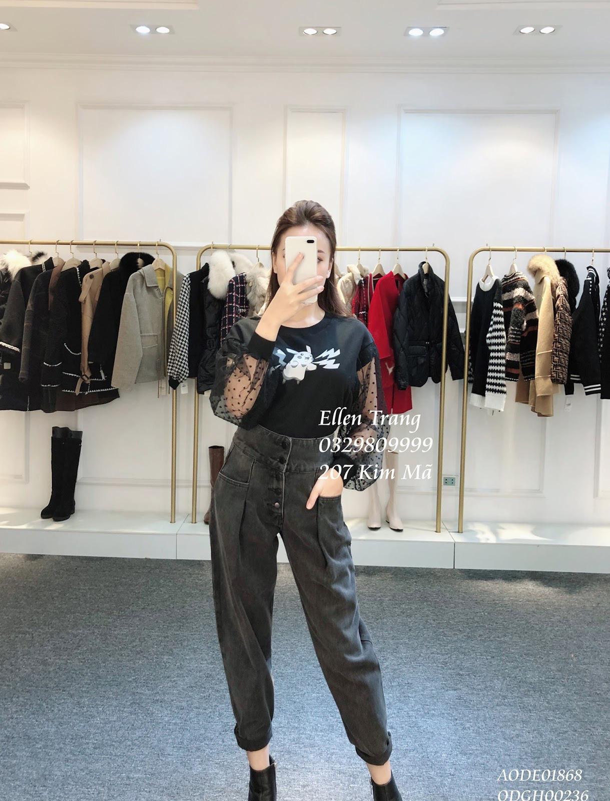 Ellen Trang Store chia sẻ bí quyết hack dáng giúp nàng nấm lùn tự tin lên đồ - Ảnh 5.