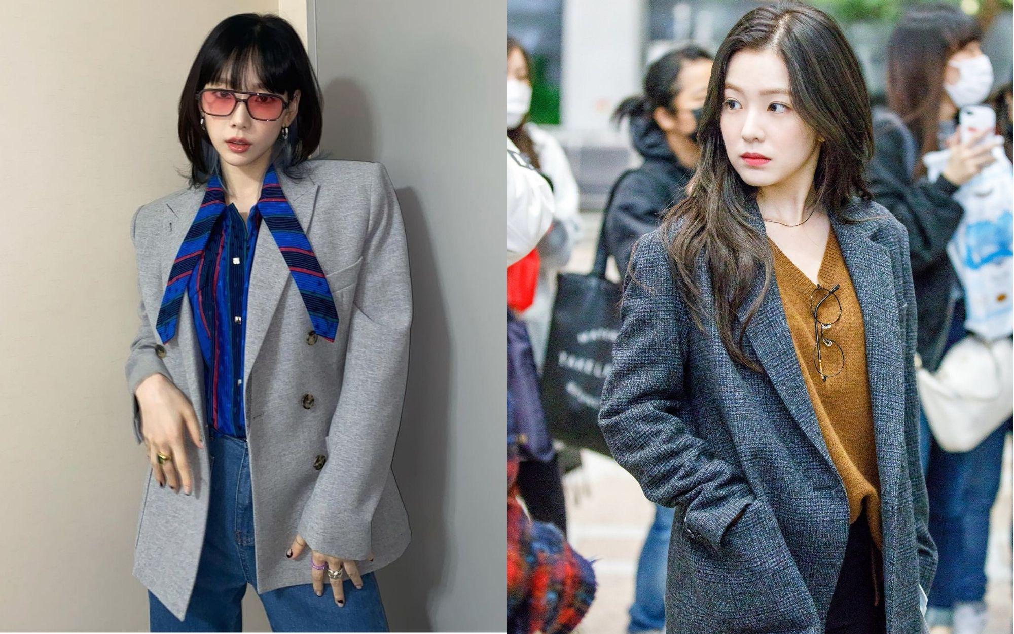 Hội mỹ nhân Kbiz có 12 cách mặc blazer rất trẻ mà cực sang