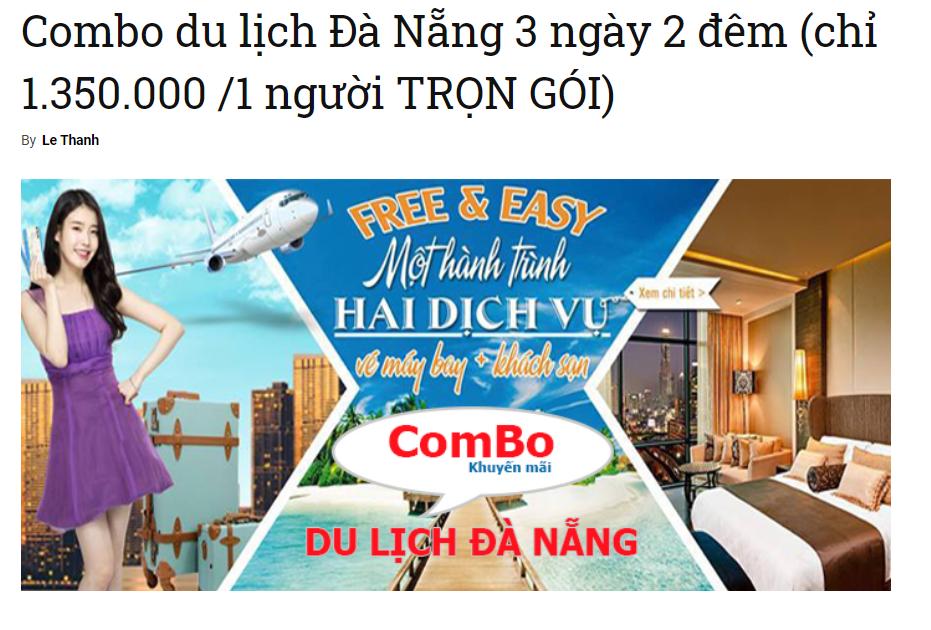 Đầu tháng 4 dân mê xê dịch lên kế hoạch tới Đà Nẵng ngay vì toàn combo/tour giá rẻ cho 3N2Đ chỉ từ 1,3 triệu đồng/người - Ảnh 5.
