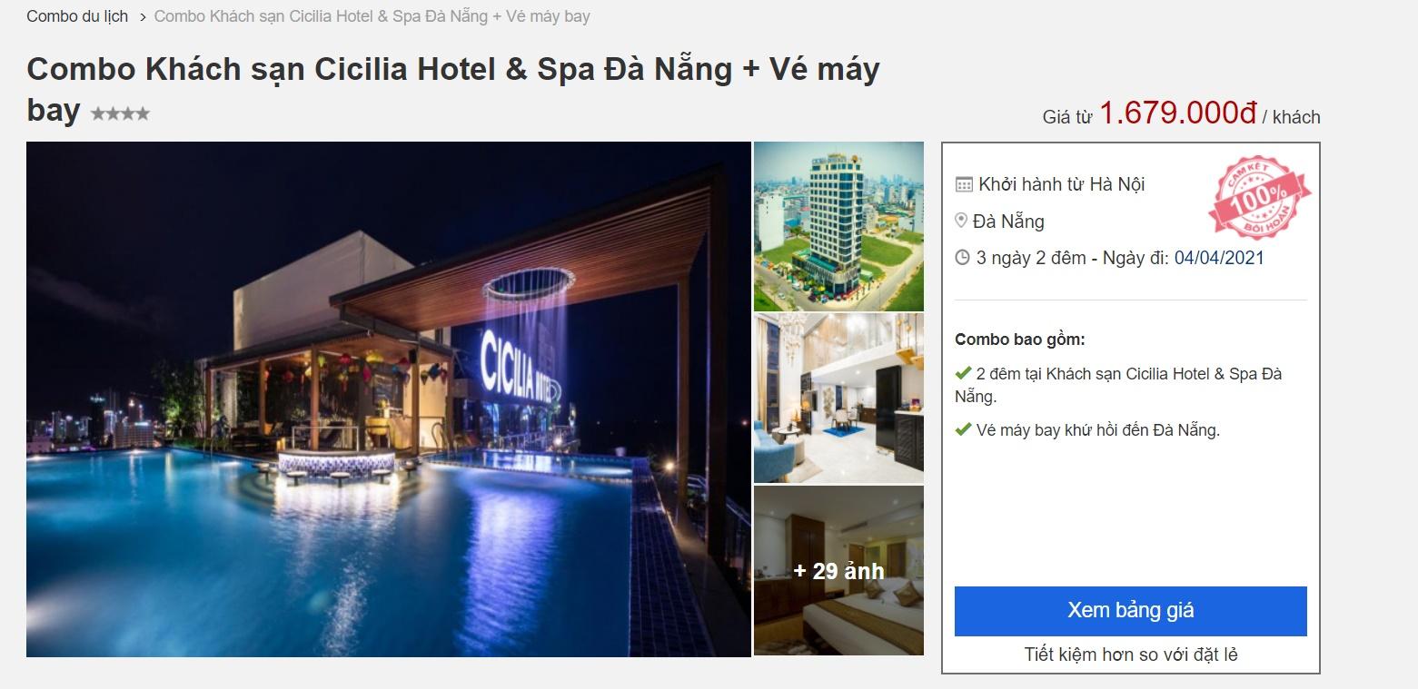Đầu tháng 4 dân mê xê dịch lên kế hoạch tới Đà Nẵng ngay vì toàn combo/tour giá rẻ cho 3N2Đ chỉ từ 1,3 triệu đồng/người - Ảnh 11.