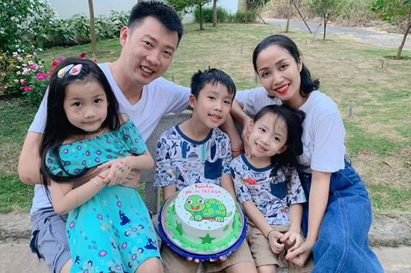 Ốc Thanh Vân cho 2 con học tiếng Hàn từ nhỏ, bật mí đó là thuyết âm mưu mới khiến phụ huynh khác phục sát đất - Ảnh 1.