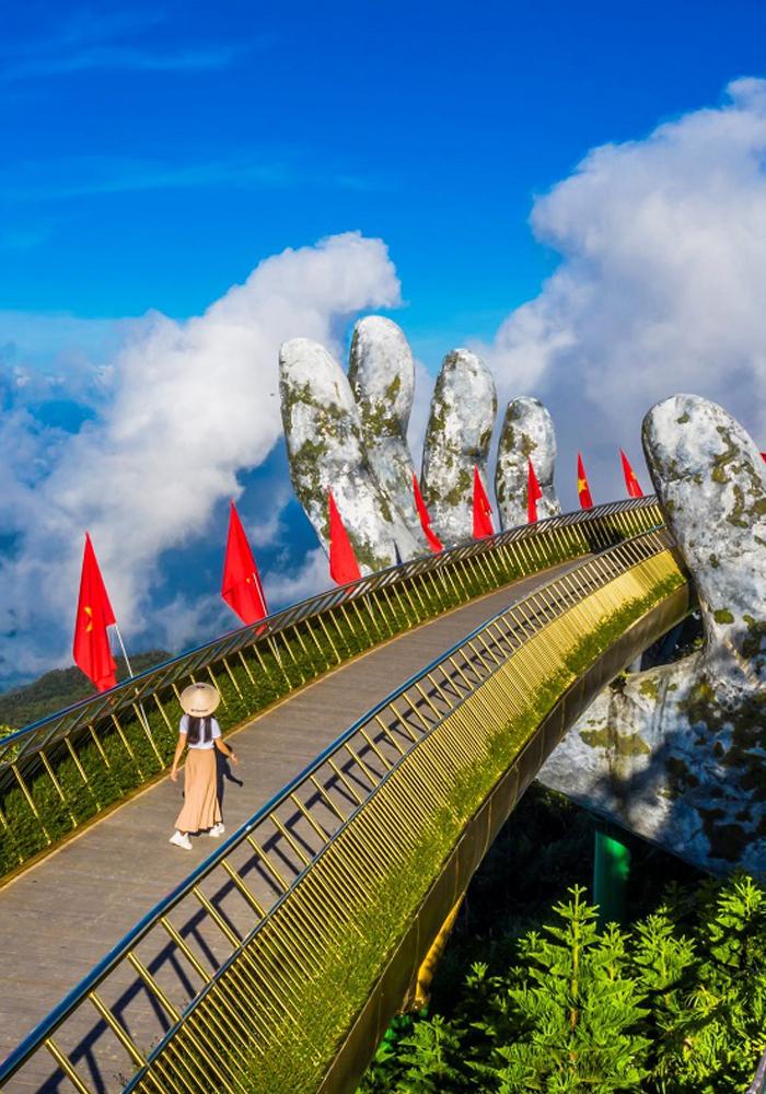Đầu tháng 4 dân mê xê dịch lên kế hoạch tới Đà Nẵng ngay vì toàn combo/tour giá rẻ cho 3N2Đ chỉ từ 1,3 triệu đồng/người - Ảnh 14.
