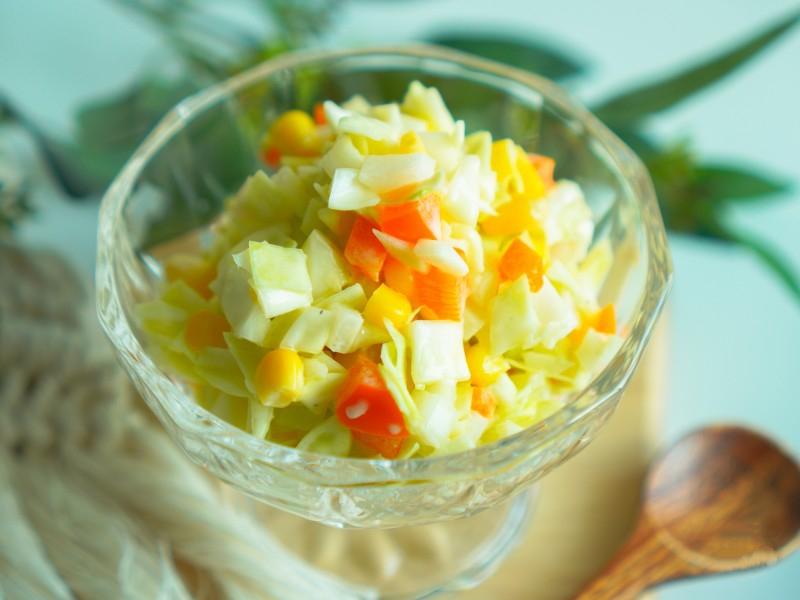 Mách bạn làm món bắp cải trộn giòn giòn ngon miệng - Ảnh 14.