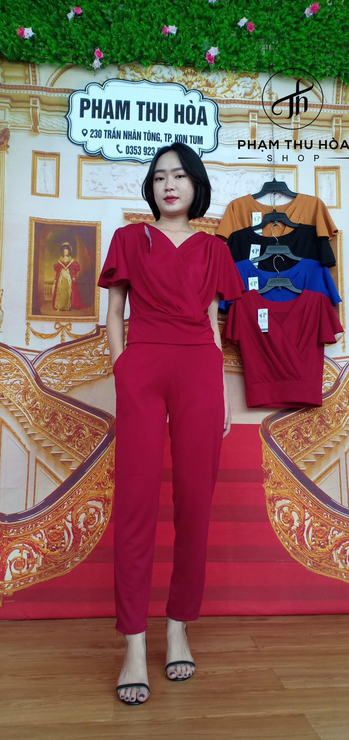 Làm nên tủ đồ đa dạng phong cách cùng Phạm Thu Hòa Shop - Ảnh 5.