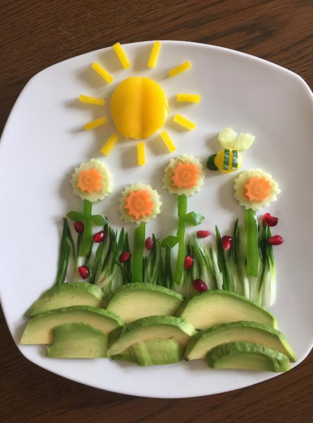 """Thấy con lười ăn rau, ông bố liền tạo nên """"bữa ăn hạnh phúc"""", nhìn thôi cũng thấy thèm - Ảnh 4."""